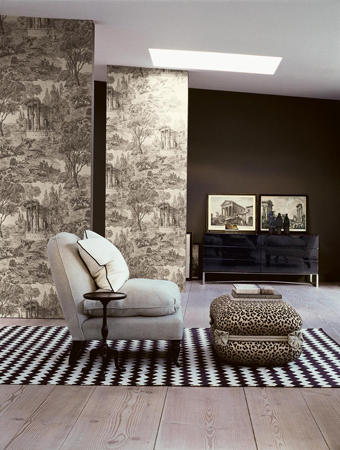 Le Temple De Jupiter Wall Coverings Wallpapers From