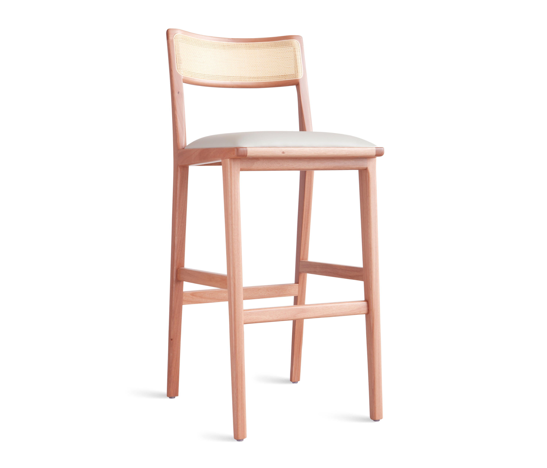 Ruth stool barhocker von sossego architonic for Barhocker usa