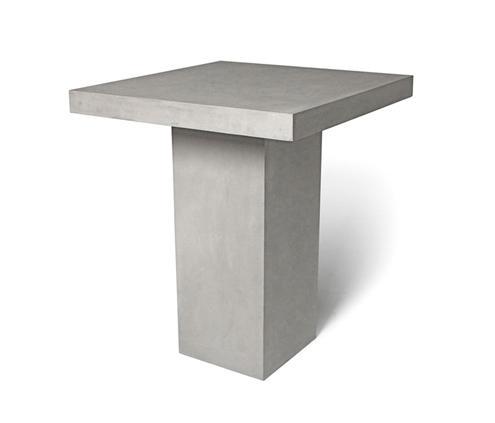 grande jardin bar table by lyon beton mesas altas de pfeifer studio architonic. Black Bedroom Furniture Sets. Home Design Ideas
