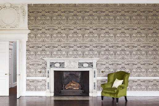 Rome By Zoffany Wall Coverings Wallpapers