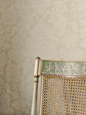 Tussah Damask Wall Coverings Wallpapers From Zoffany