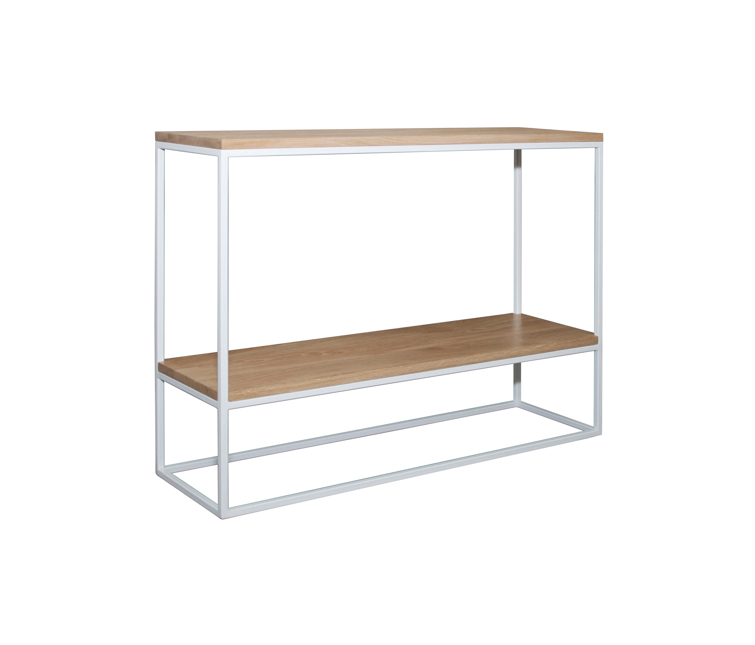 SKINNY OAK TABLAR - Console tables from take me HOME ...