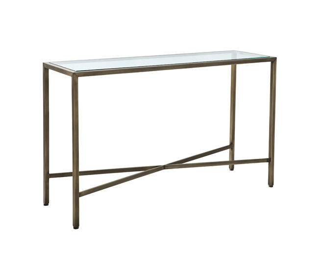 Prairie Console Table By Powell U0026 Bonnell | Console Tables ...