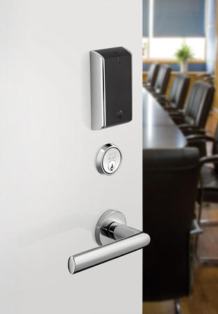 WIFI ACCESS CONTROL LOCK - Electronic identification handles from ...