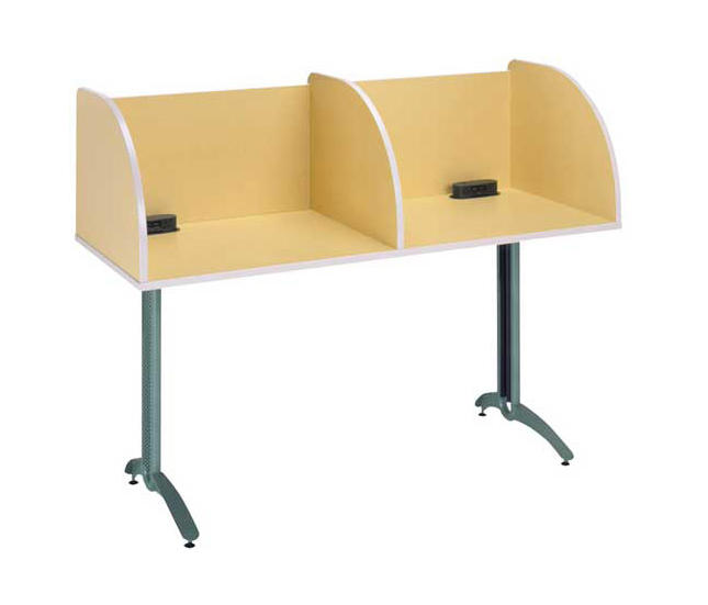 Study Carrel By Versteel | Reading / Study Tables ...