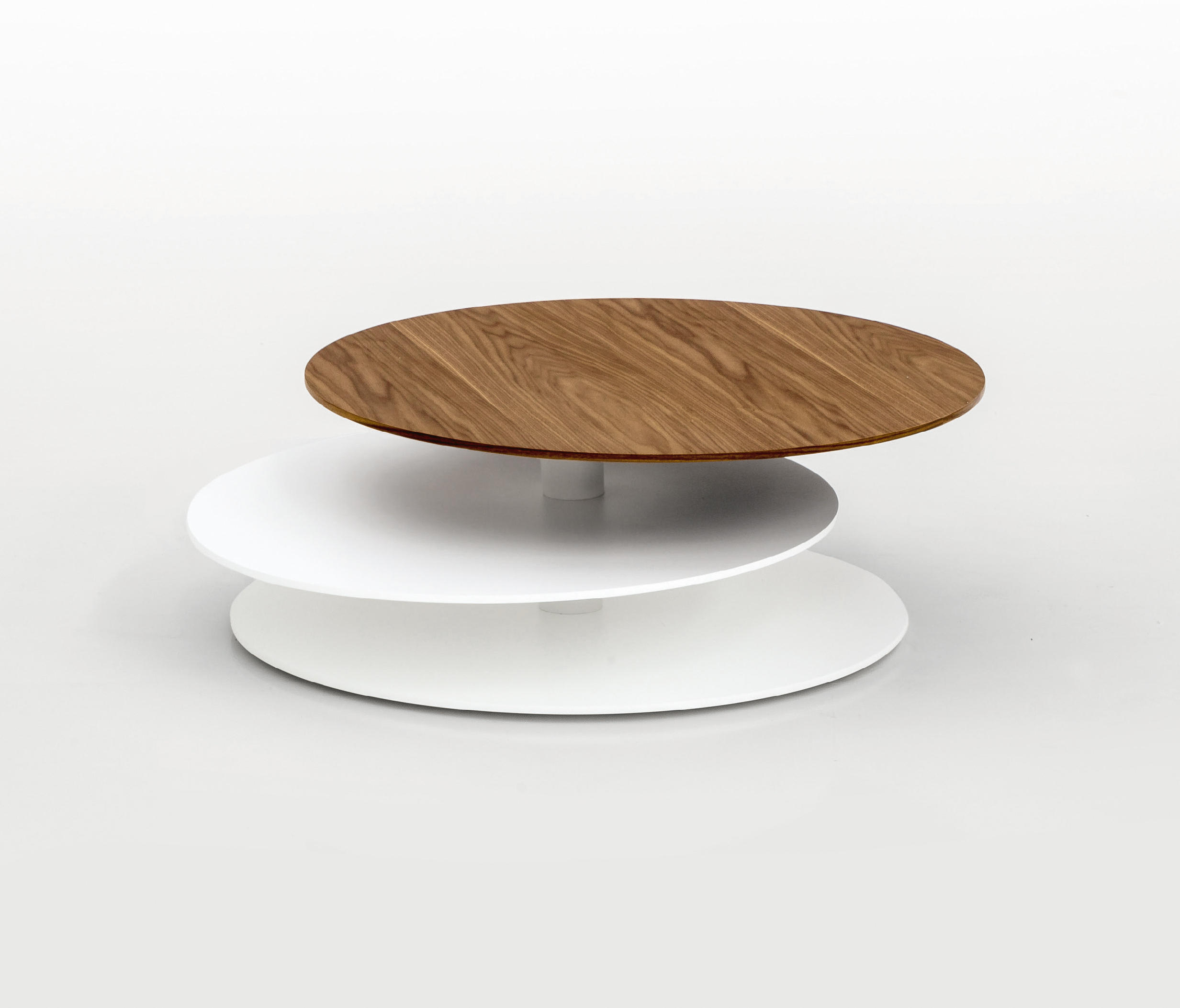 Round Coffee Table Jove Collection By Baxter Design: SPACE - Coffee Tables From Tonin Casa