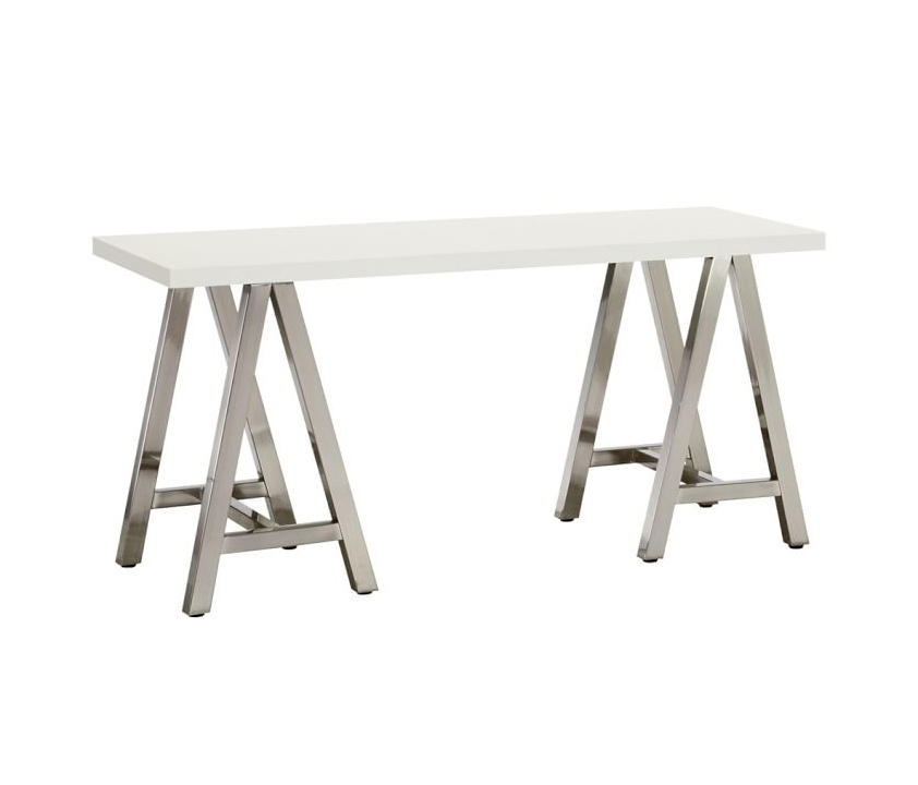 Pb Teen Customize It Simple A Frame Desk By Distributed Williams
