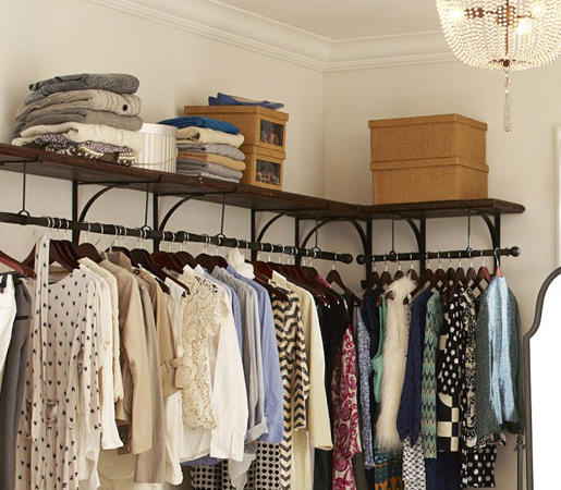 Superb Pottery Barn | New York Closet Shelves By Distributed By Williams Sonoma,  Inc.
