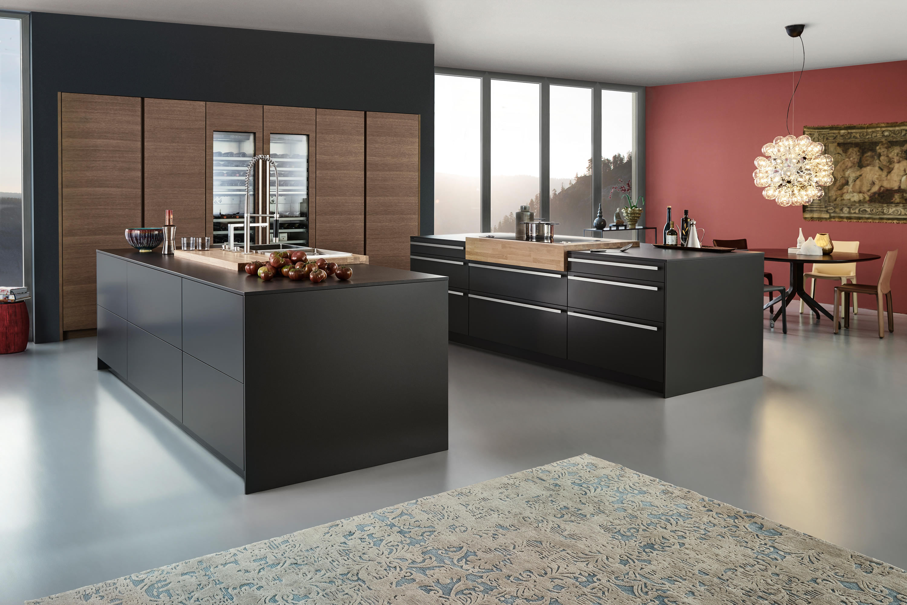 Bondi Fitted Kitchens From Leicht Kuchen Ag Architonic