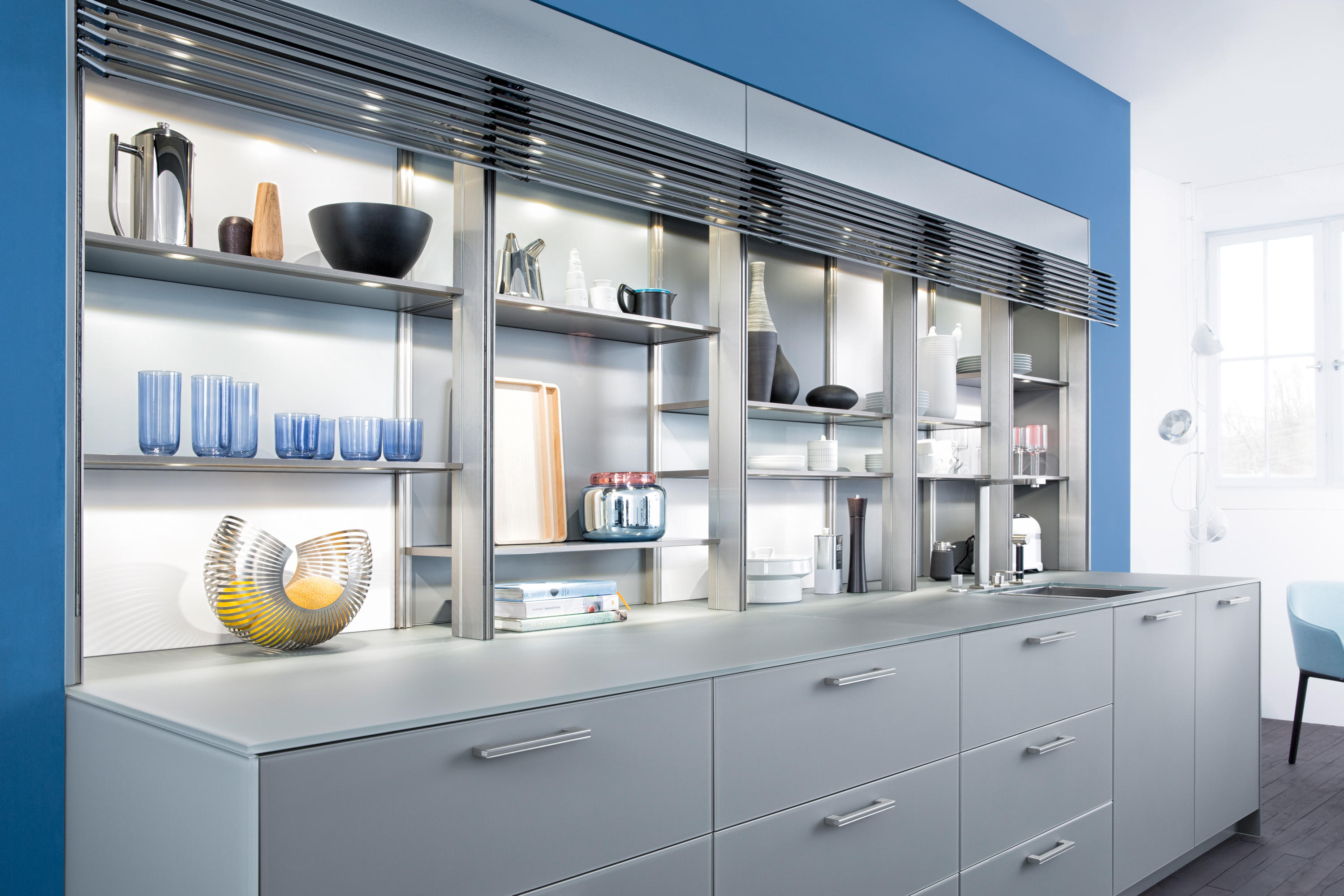 Classic küchen  CLASSIC-FS | IOS-M - Fitted kitchens from Leicht Küchen AG ...
