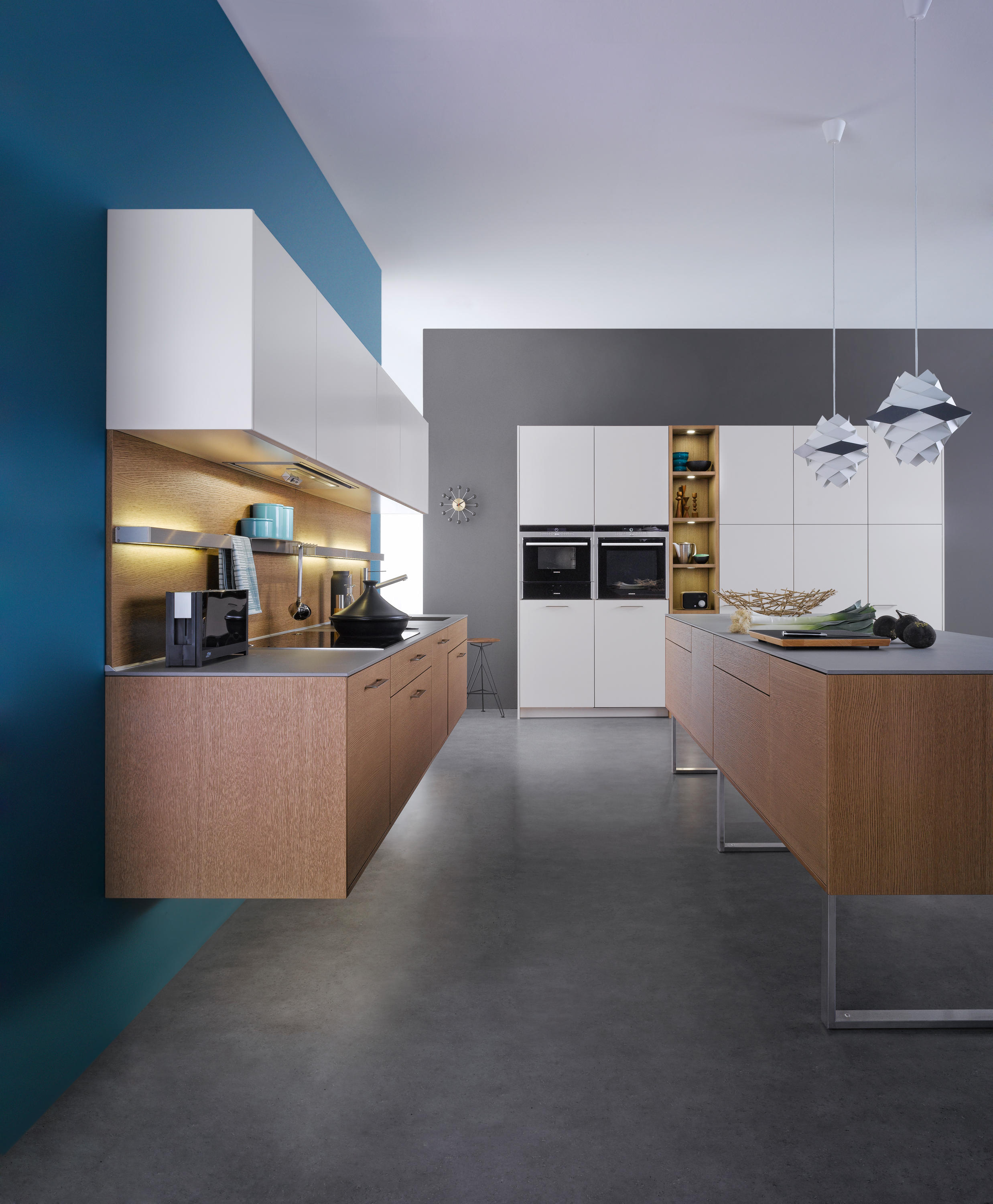 TOPOS - Fitted Kitchens From Leicht Küchen AG