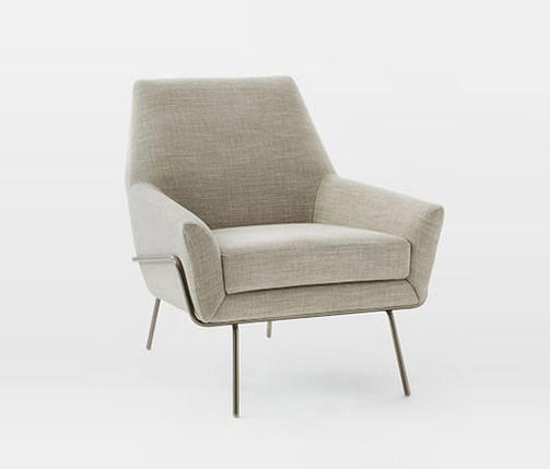 Lucas Wire Base Chair Lounge Chairs From Distributed By