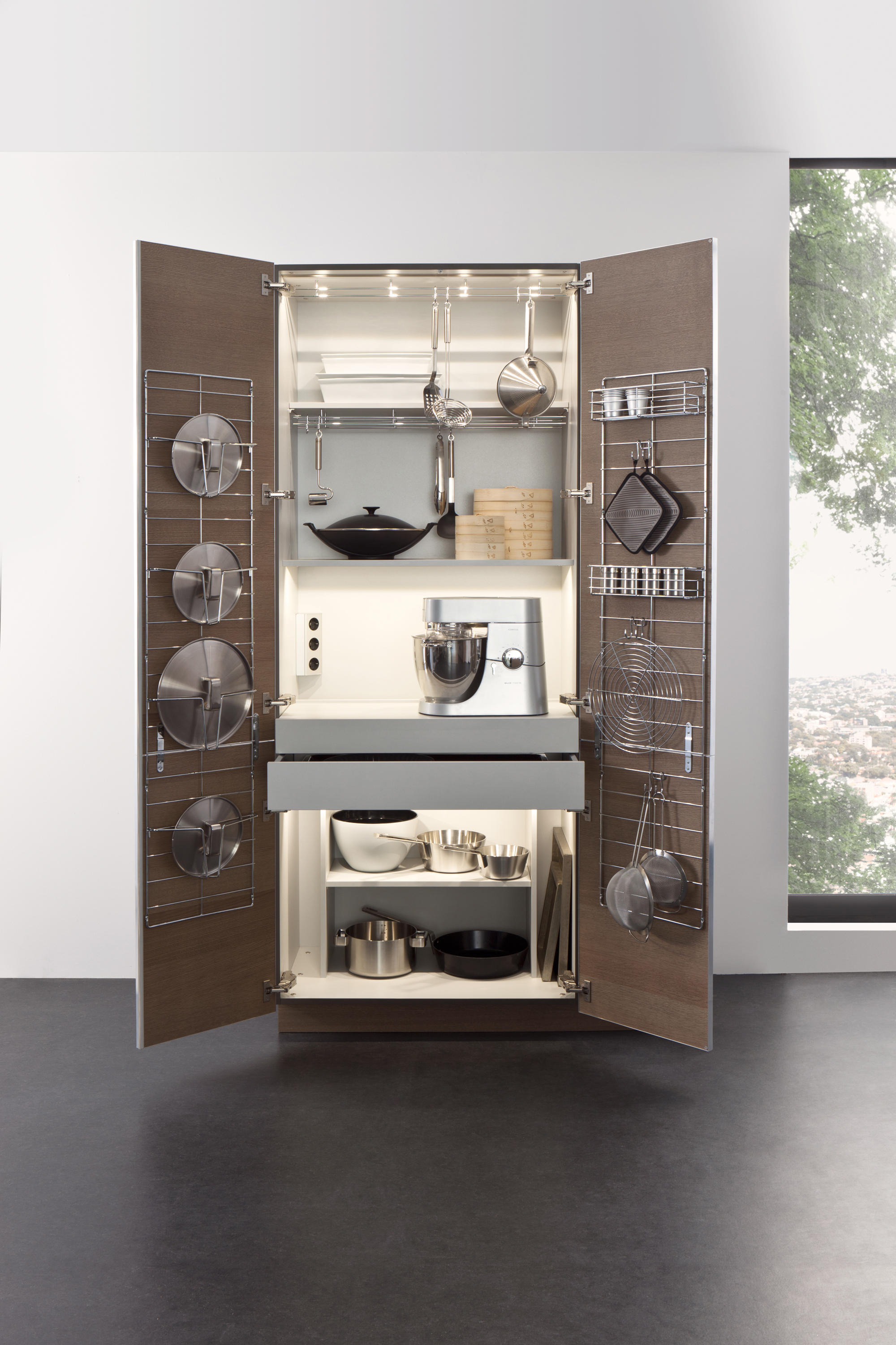 Kitchen Equipment Kitchen Organization From Leicht Kuchen Ag