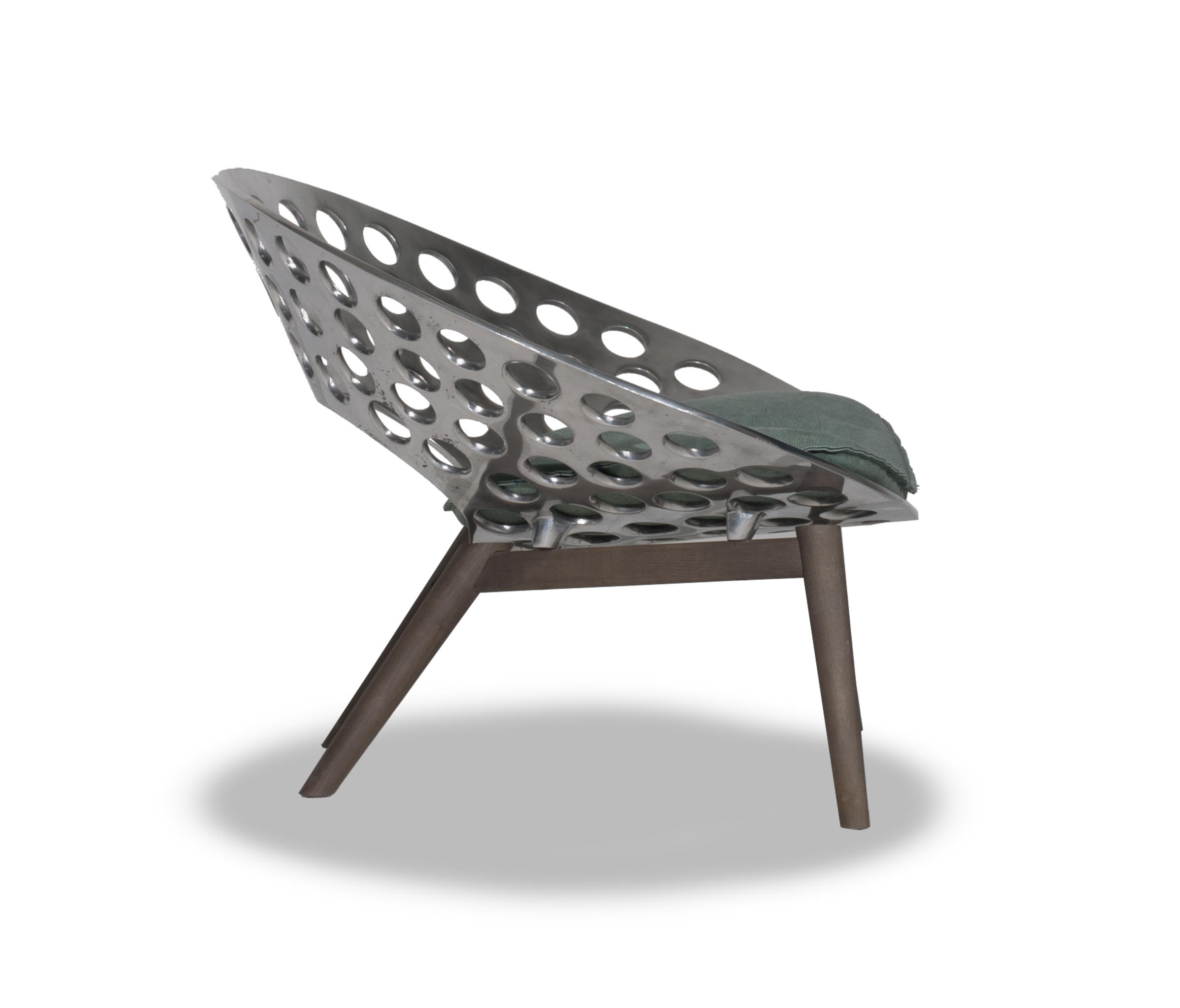 ROMA Lounge chairs from Baxter