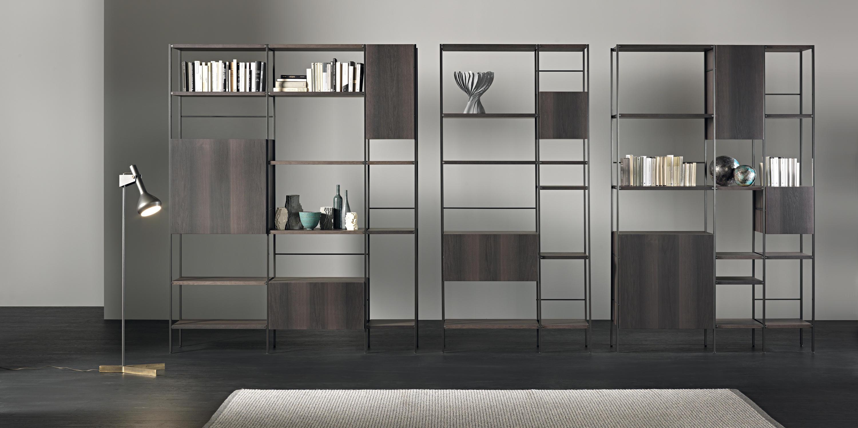 outline regalmodule von acerbis architonic. Black Bedroom Furniture Sets. Home Design Ideas