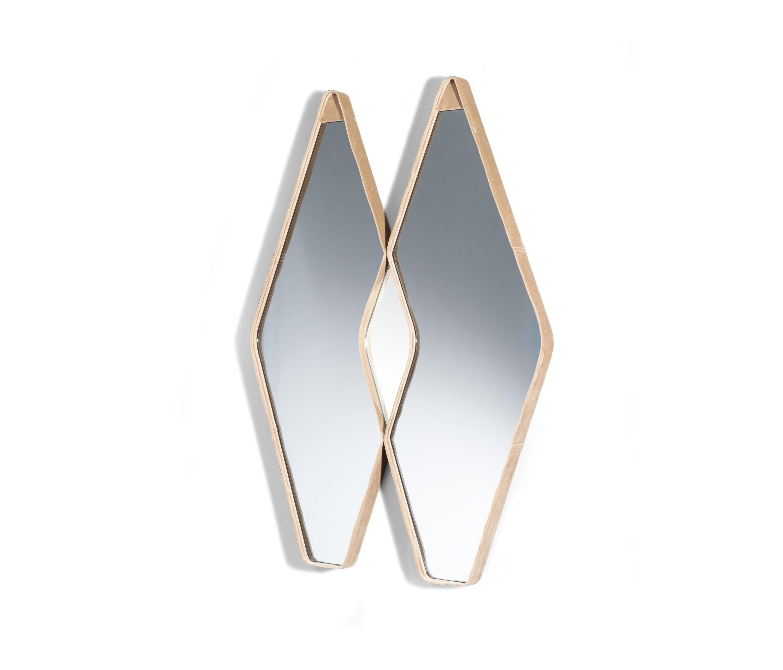 Vanity Fair Mirrors From Arketipo Architonic