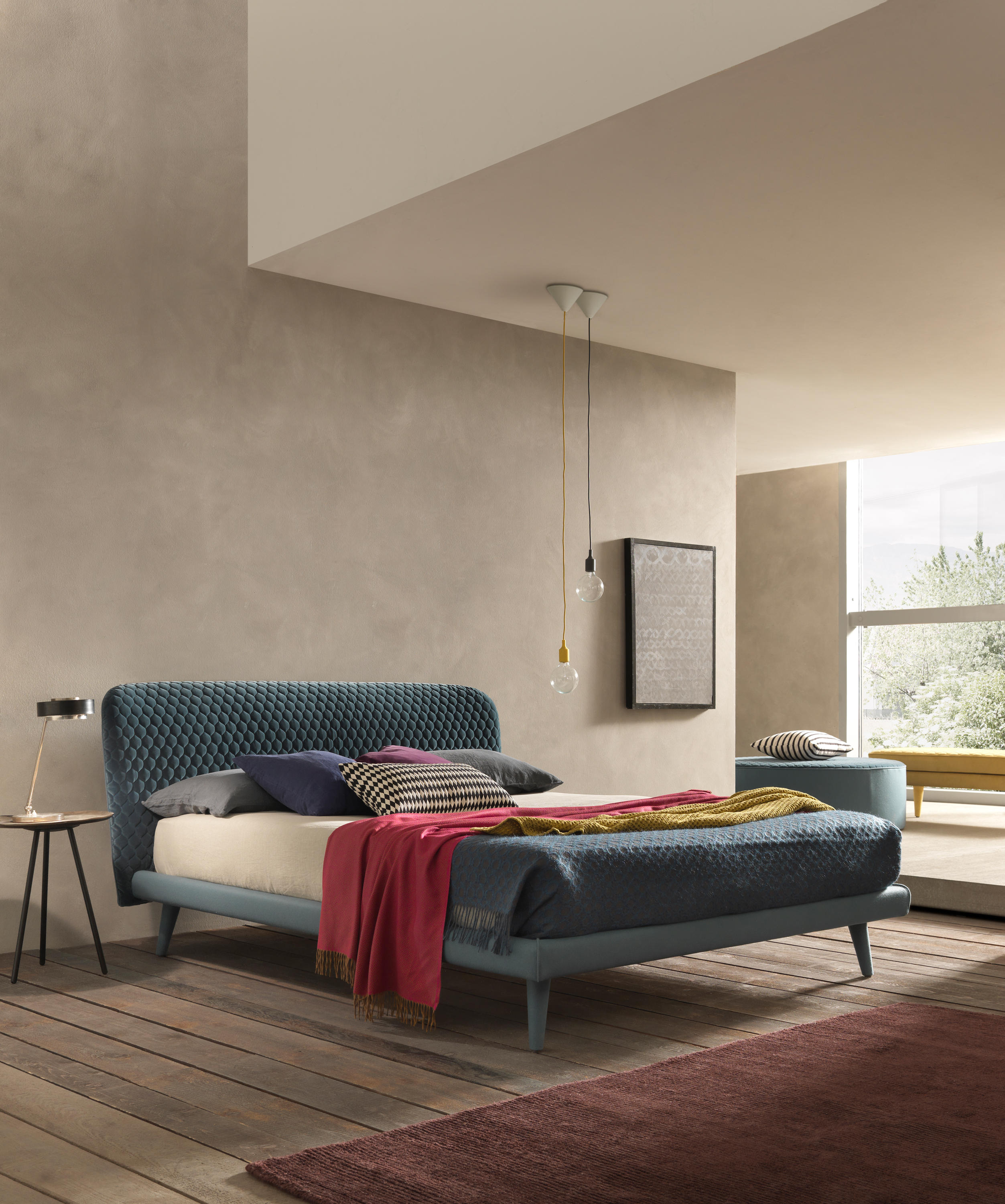 Corolle Double Beds From Bolzan Letti Architonic