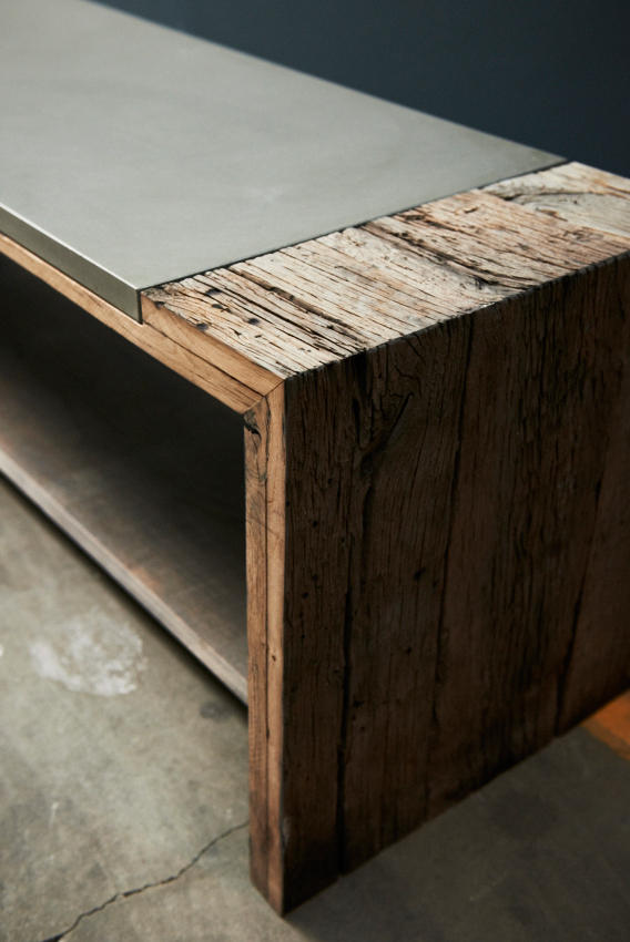 ... Bench By Concrete Home Design | Benches ...