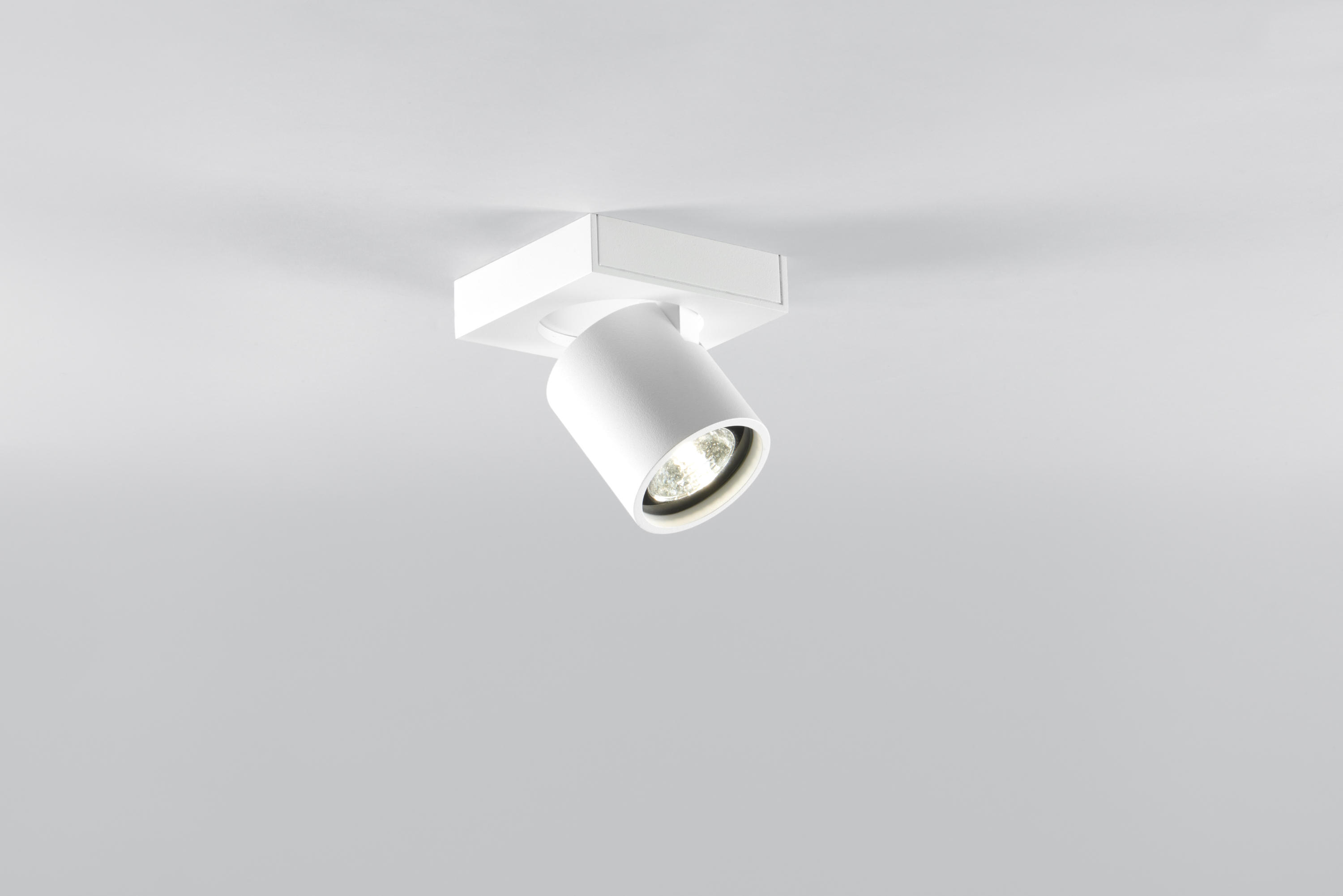 Focus 1 ceiling mounted spotlights from light point architonic focus 1 by light point ceiling mounted spotlights aloadofball Image collections