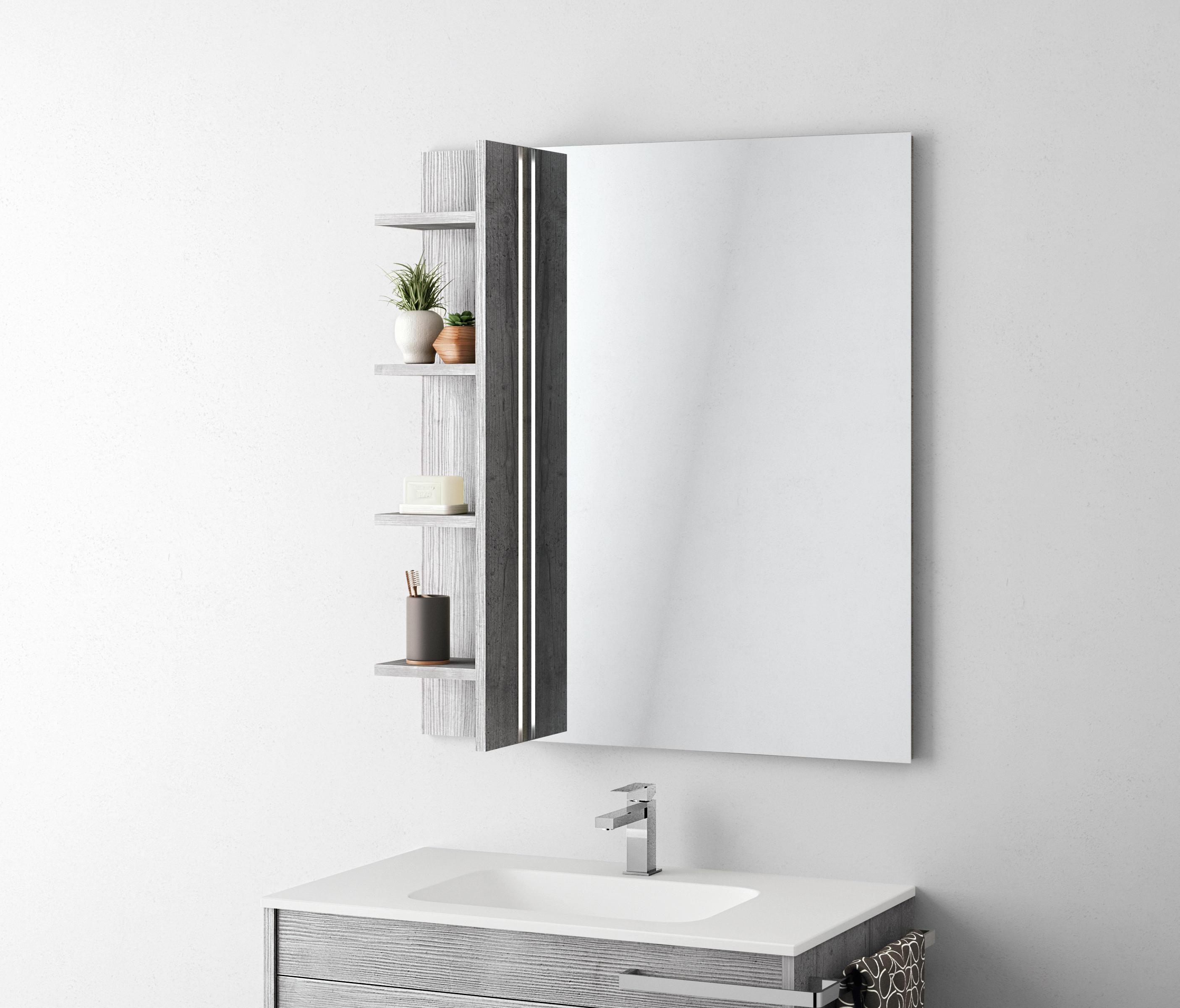 Duetto 01 mensole bagno mastella design architonic - Mensole bagno design ...