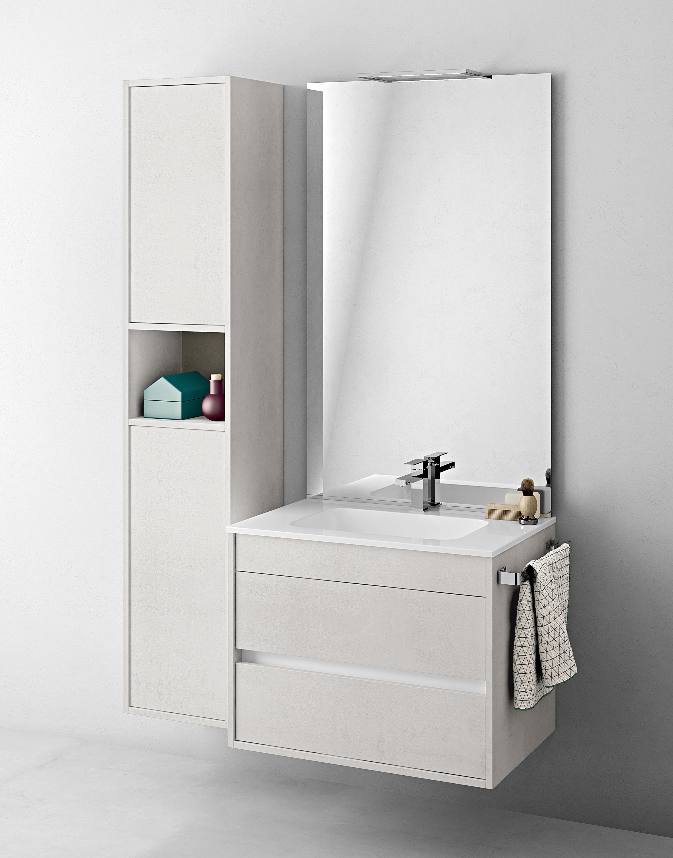 Duetto 06 contenitori bagno mastella design architonic for Specchi contenitori bagno design