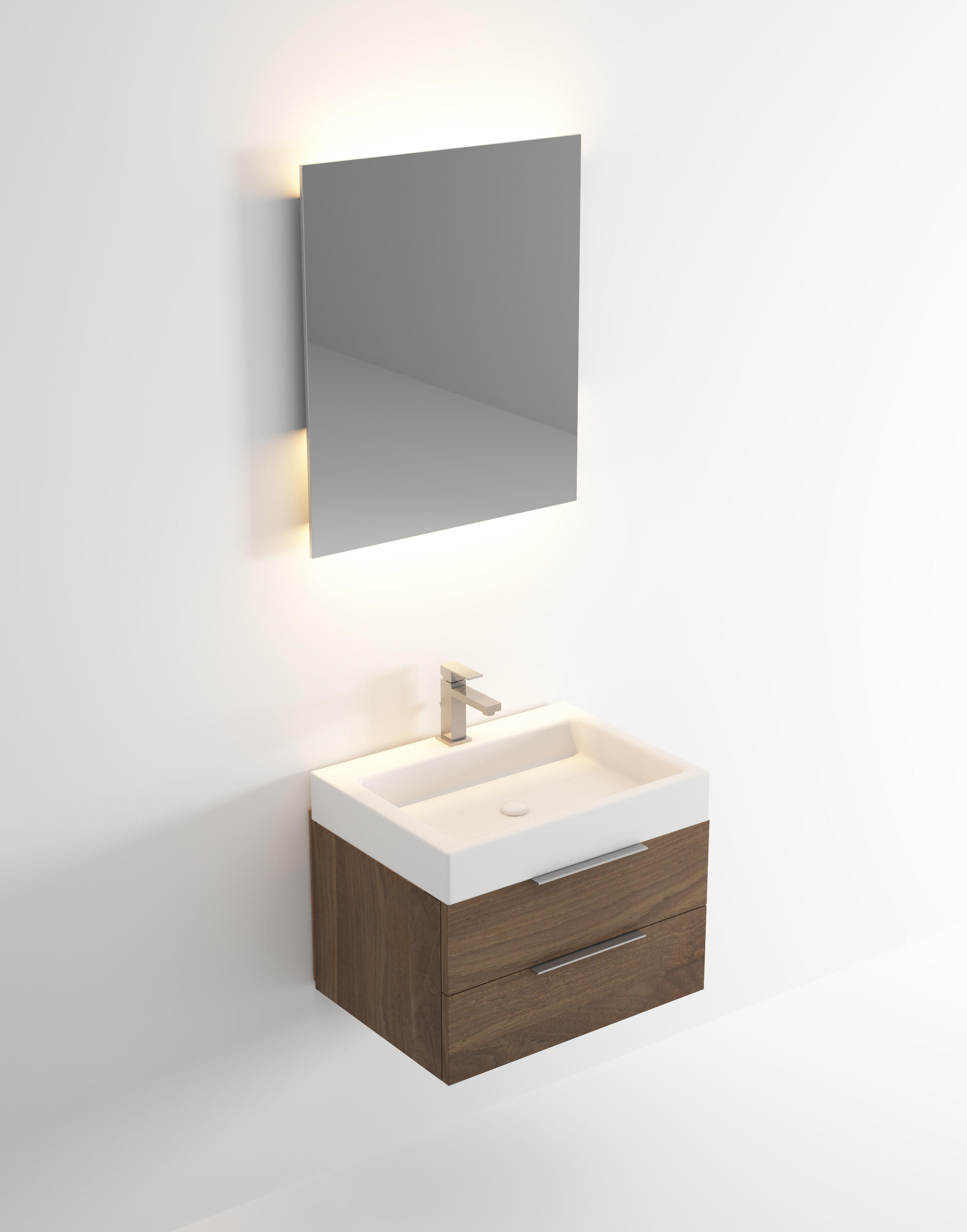 dado hanging cabinet 2 drawers washbasin by idi studio vanity units