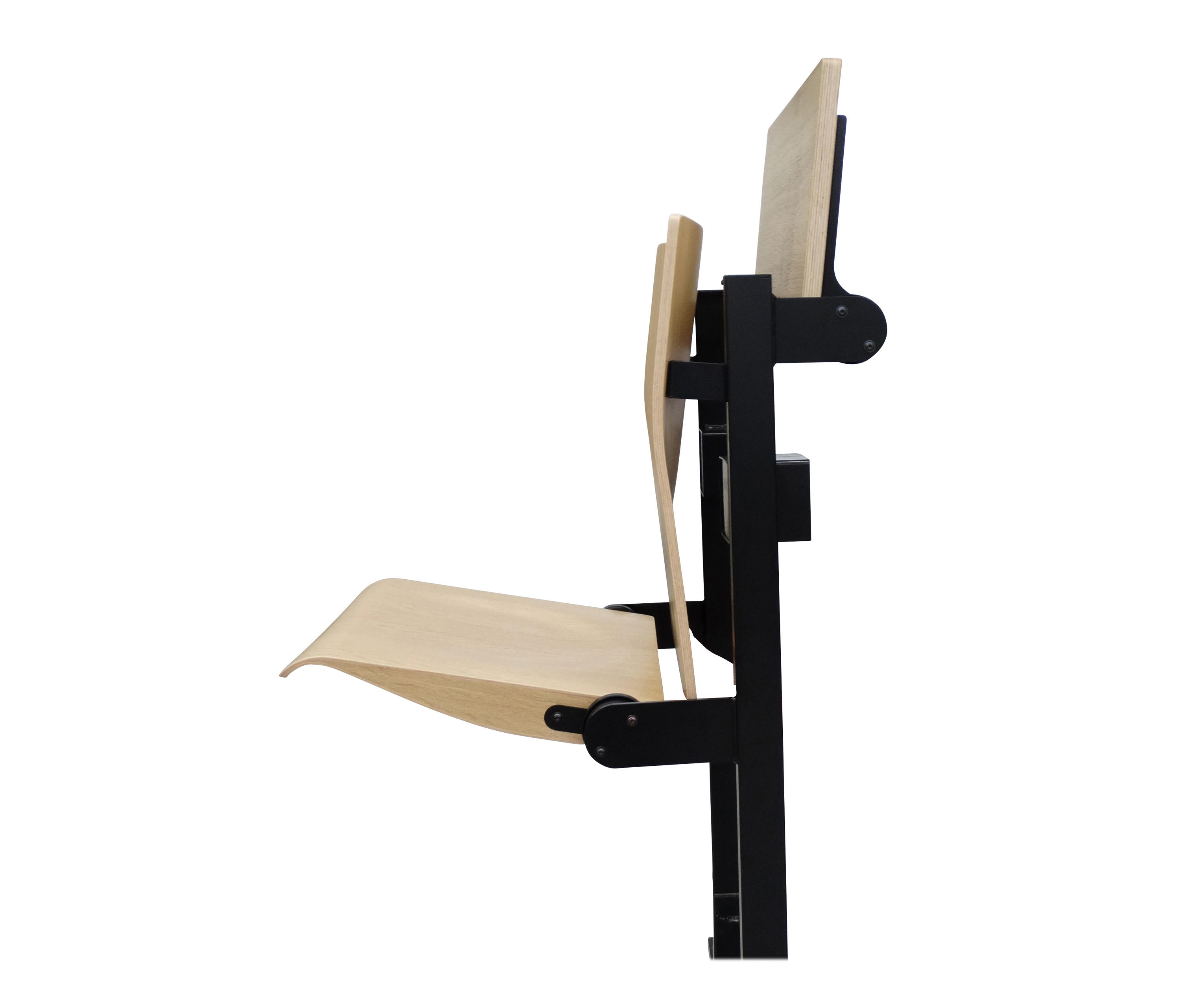 Technostep Seating Basic Auditorium Seating From