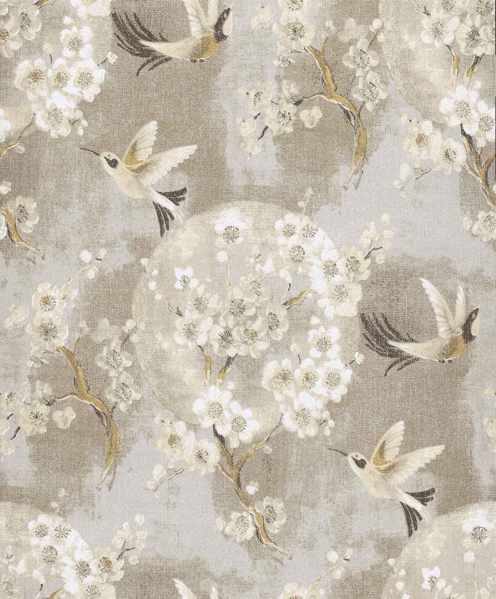Ipanema papel pintado floral ferus 206 101 - Catalogo de papel pintado para paredes ...