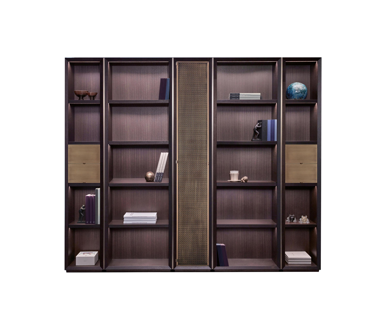 Nightwood Modular Bookcase Shelving From Promemoria