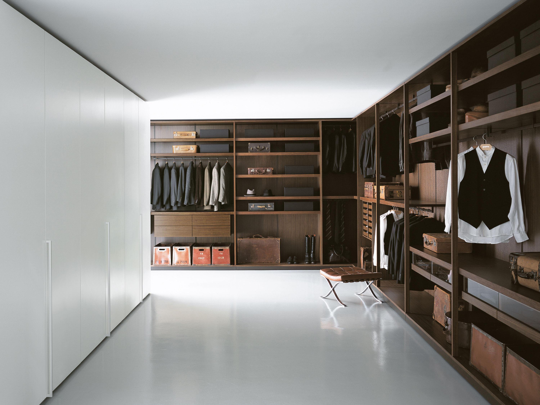 STORAGE DRESSING ROOM - Begehbare Schränke von PORRO | Architonic