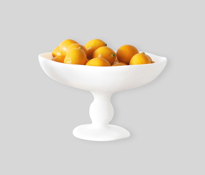 Pedestal Large Bowl Bowls From Tina Frey Designs