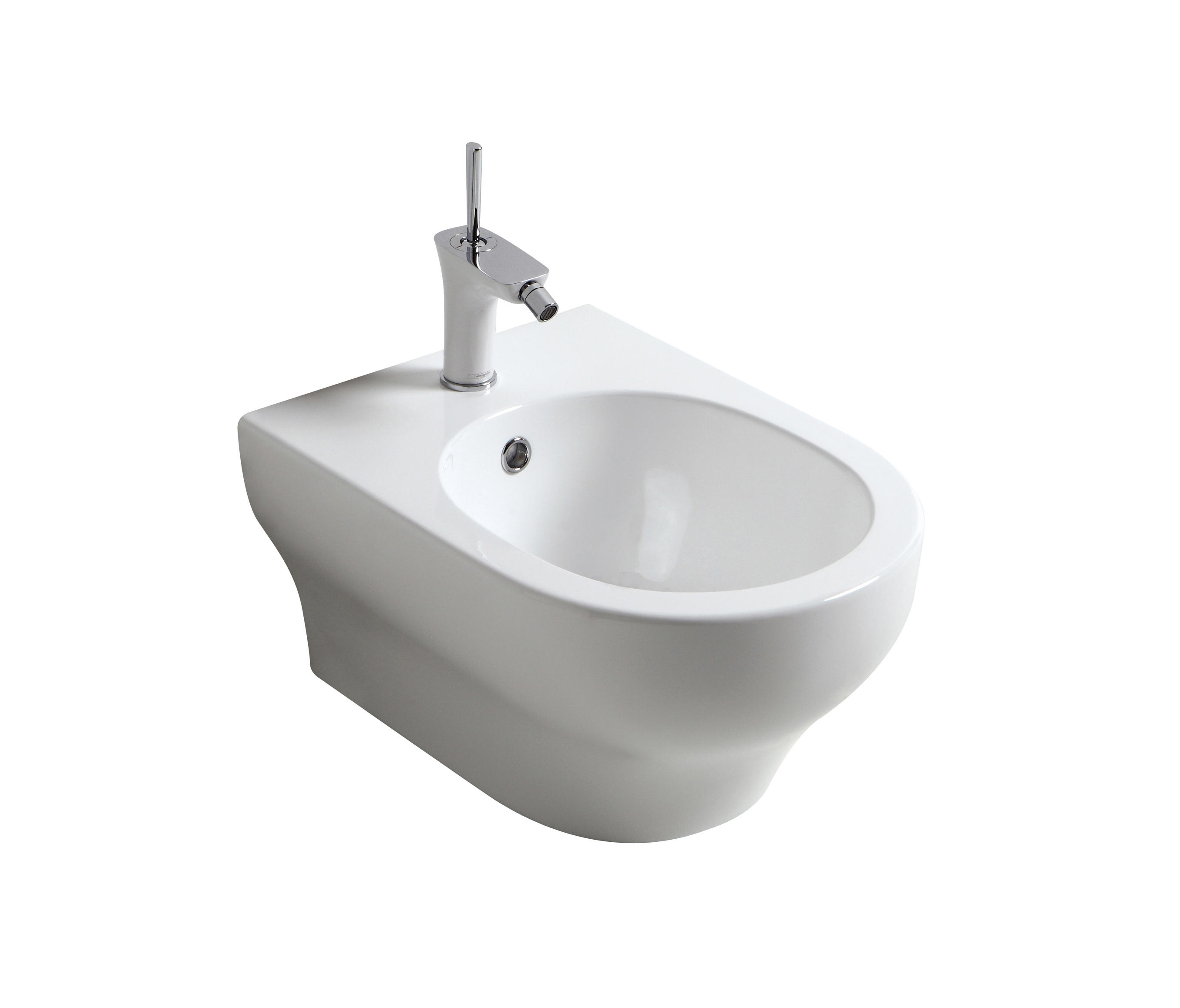 CLEAR - ONE HOLE WALL HUNG BIDET - Bidets from Olympia Ceramica ...