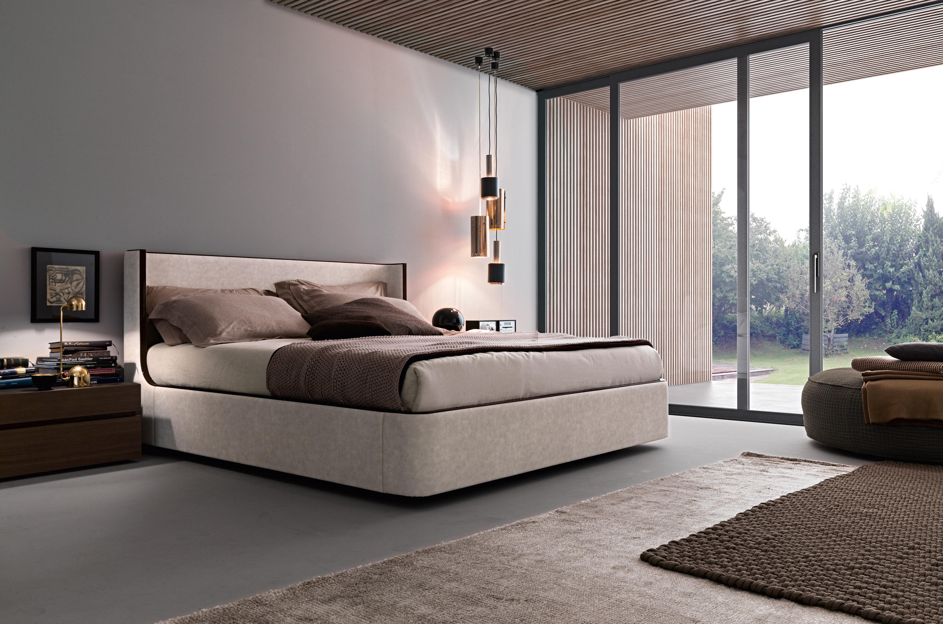 Callas letto letti matrimoniali presotto architonic for Www presotto it