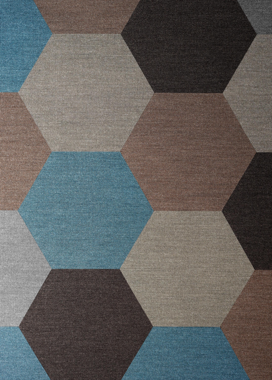Figura Hexagon Carpet Tiles Ege