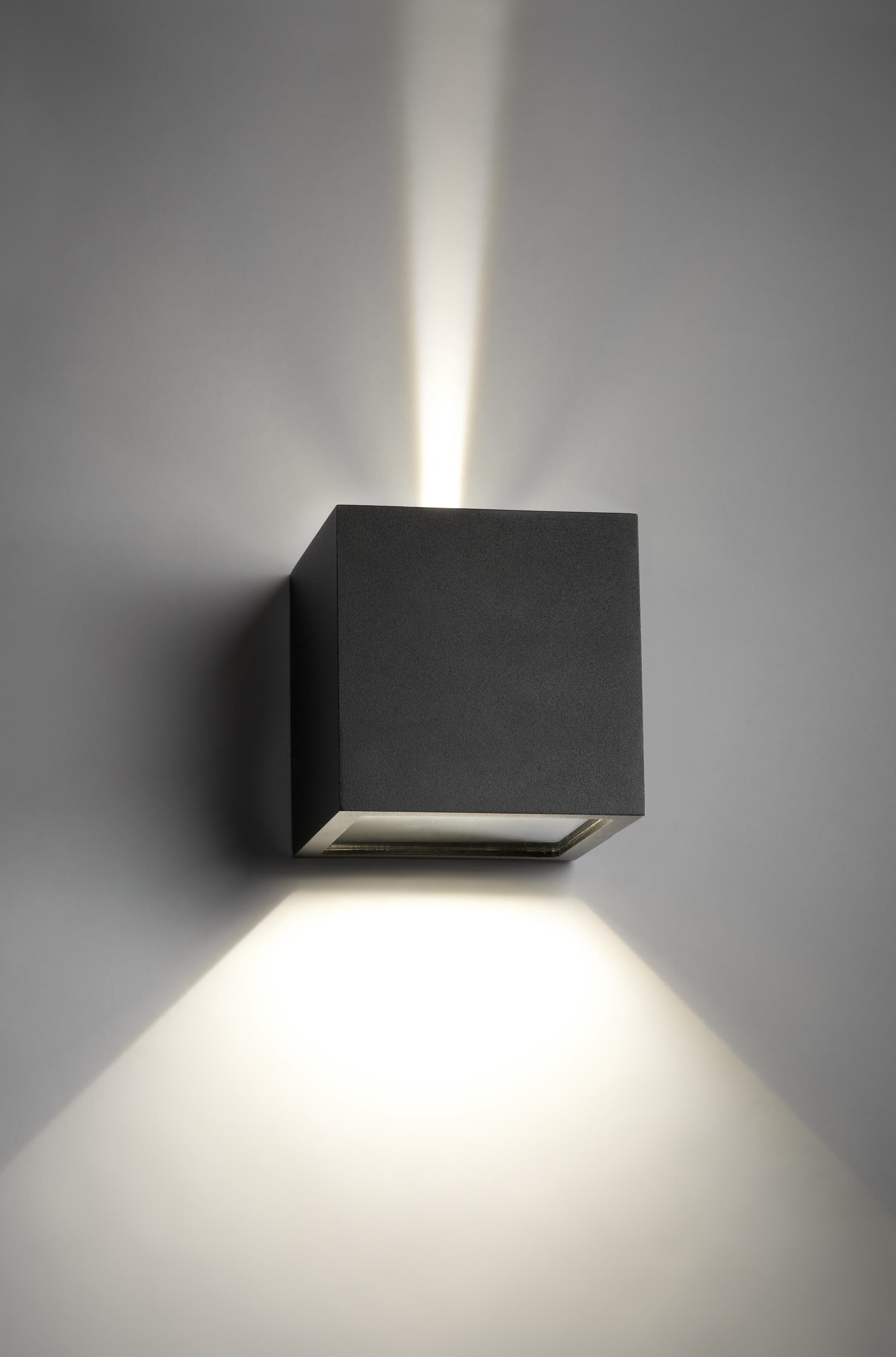 Cube led wall lights from light point architonic cube led by light point wall lights aloadofball Images