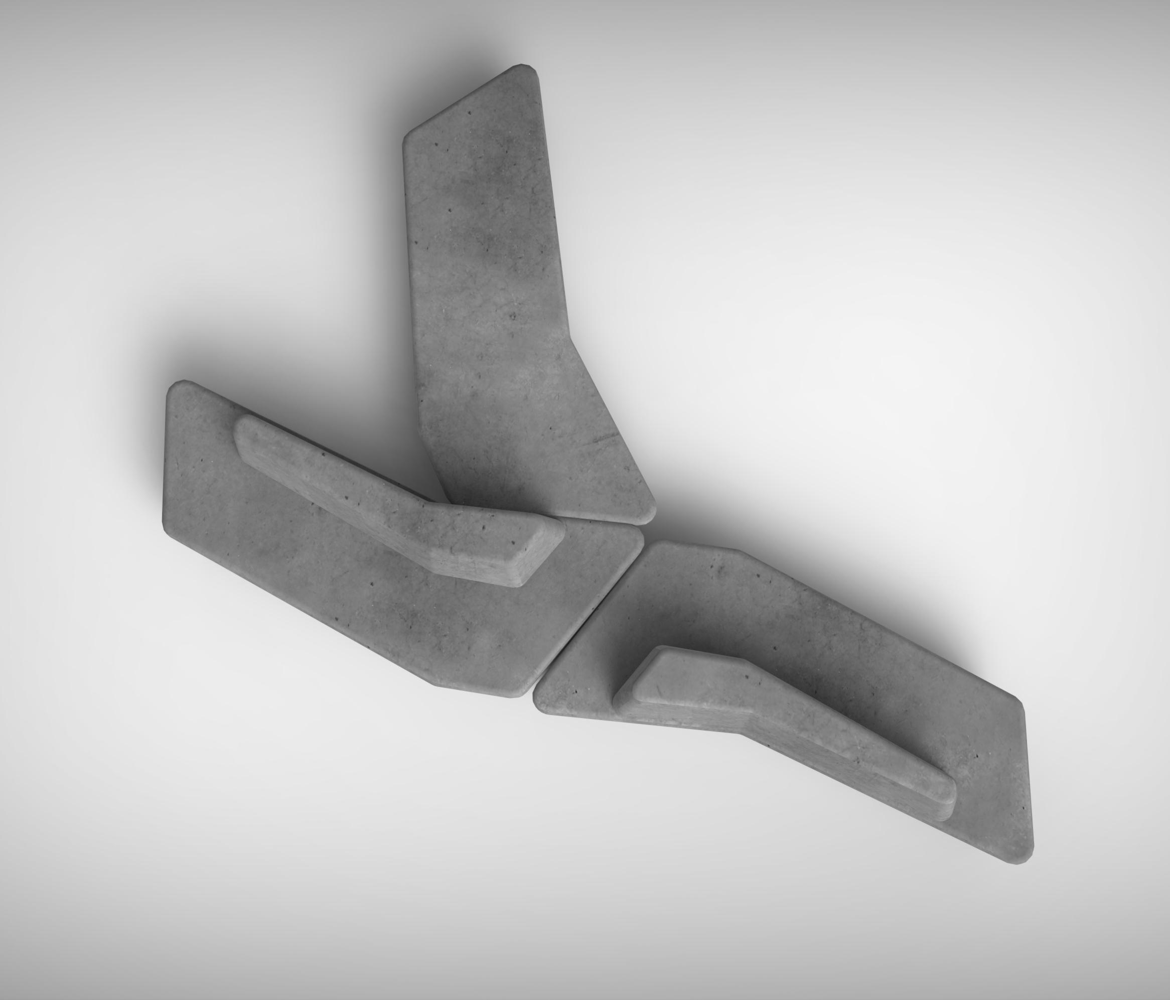 Rune Pc Benches From Luxxbox Architonic