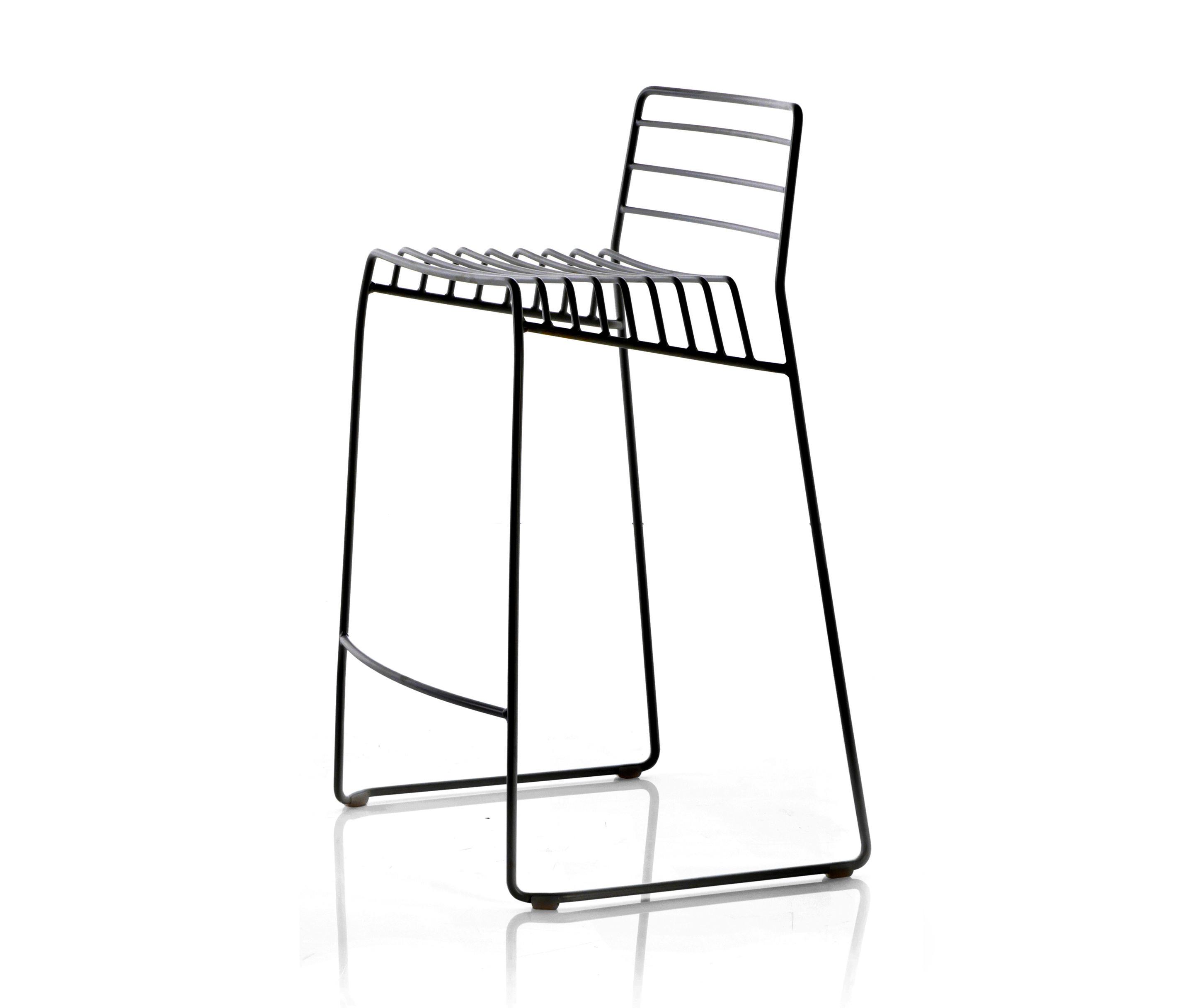 park pr02 tabourets de bar de b line architonic. Black Bedroom Furniture Sets. Home Design Ideas