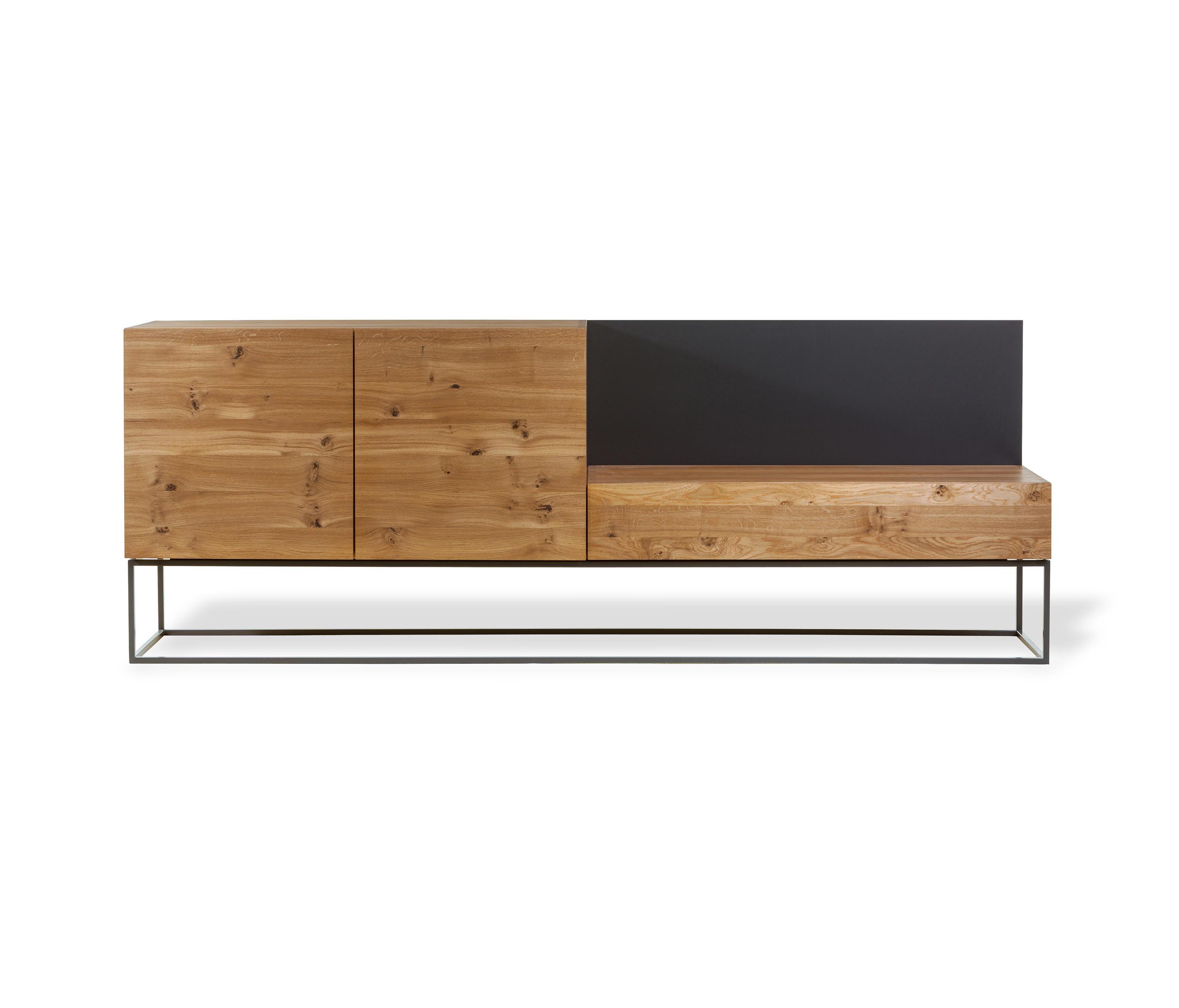 kuub medienanrichte multimedia sideboards von form. Black Bedroom Furniture Sets. Home Design Ideas