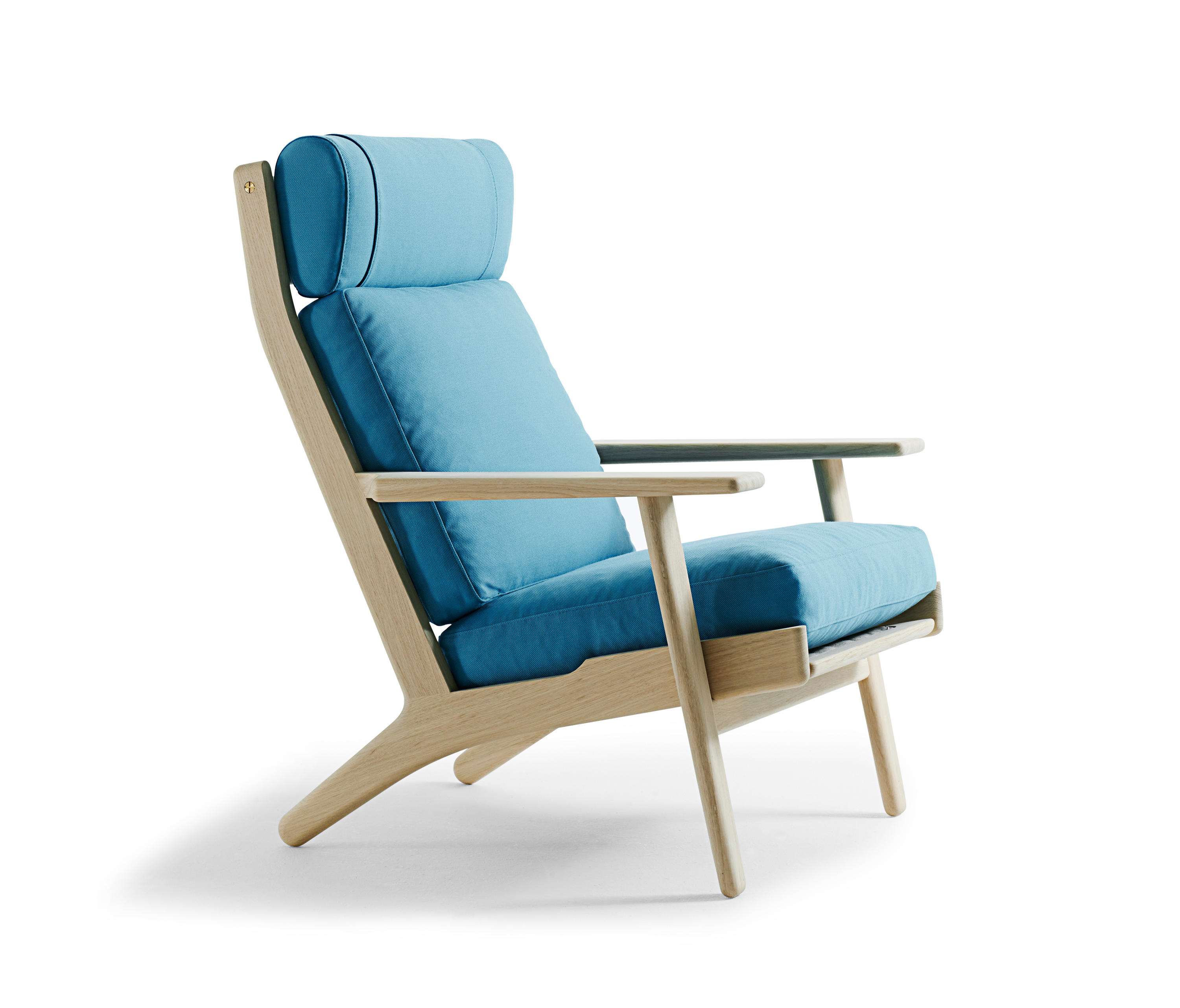 Best Easy Chair For Back Buy The Swedese Primo Easy Chair High Back At Nest Co Uk, Most