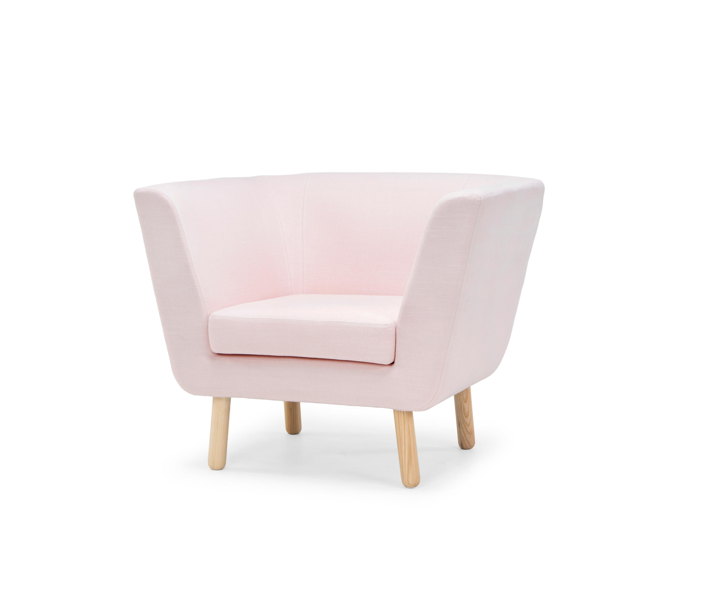 NEST EASY CHAIR Lounge chairs from Design House Stockholm