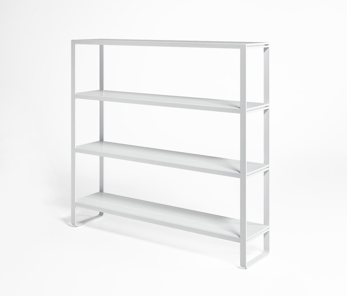 Flat Shelving System Shelves By Gandiablasco Architonic
