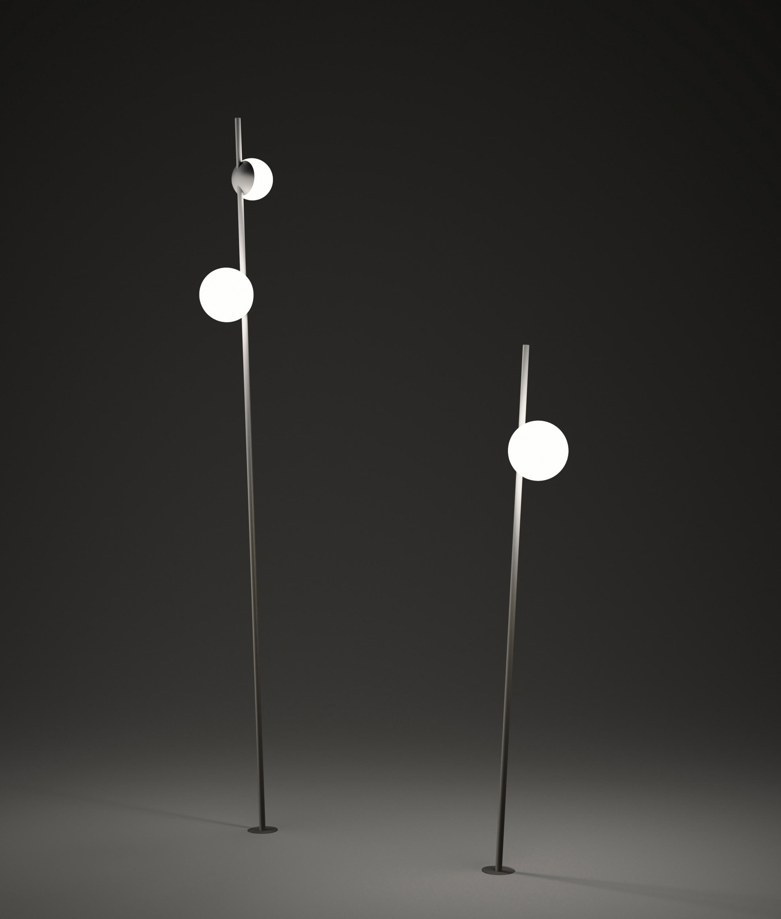 JUNE OUTDOOR - Freestanding floor lamps from Vibia | Architonic for Vibia Outdoor Floor Lamp  588gtk