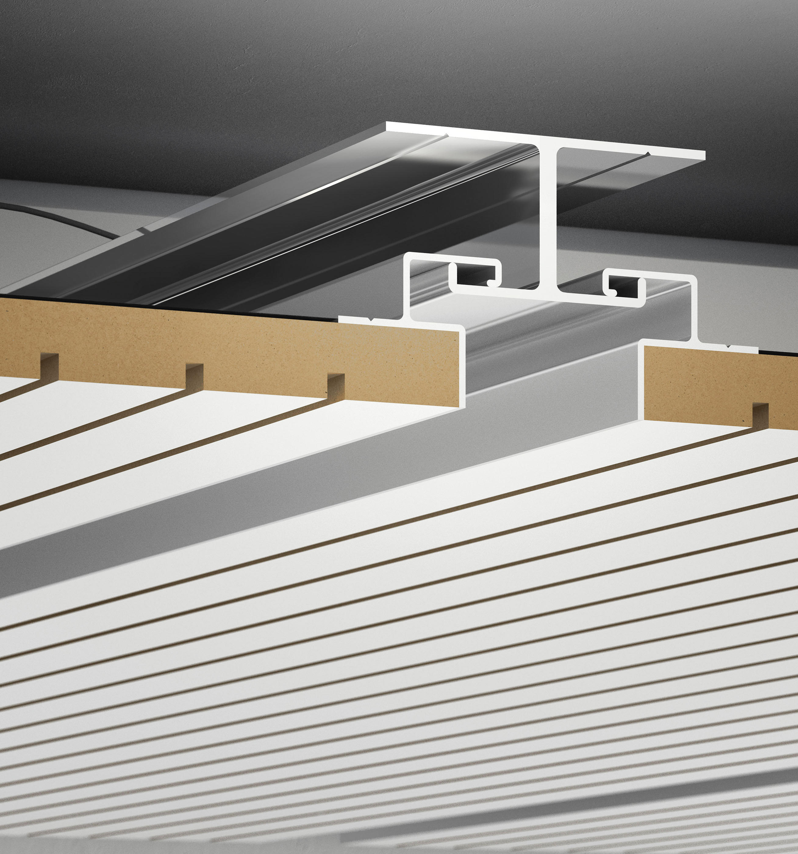 Easy Access By Fantoni Suspended Ceilings