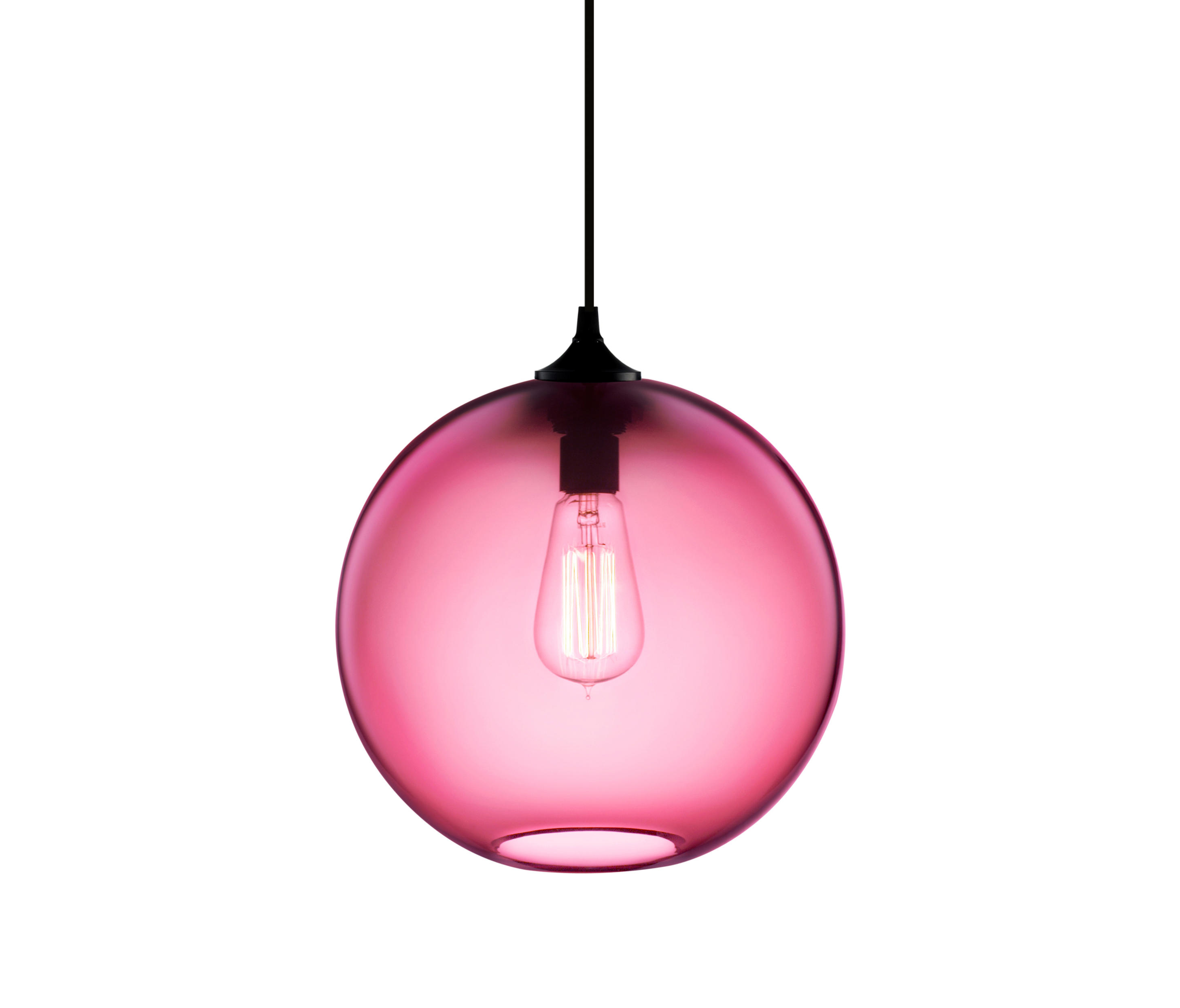 Solitaire Modern Pendant Light Suspended Lights From Niche