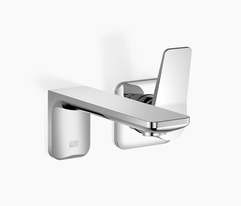 liss mitigeur monocommande de lavabo mural robinetterie pour lavabo de dornbracht architonic. Black Bedroom Furniture Sets. Home Design Ideas