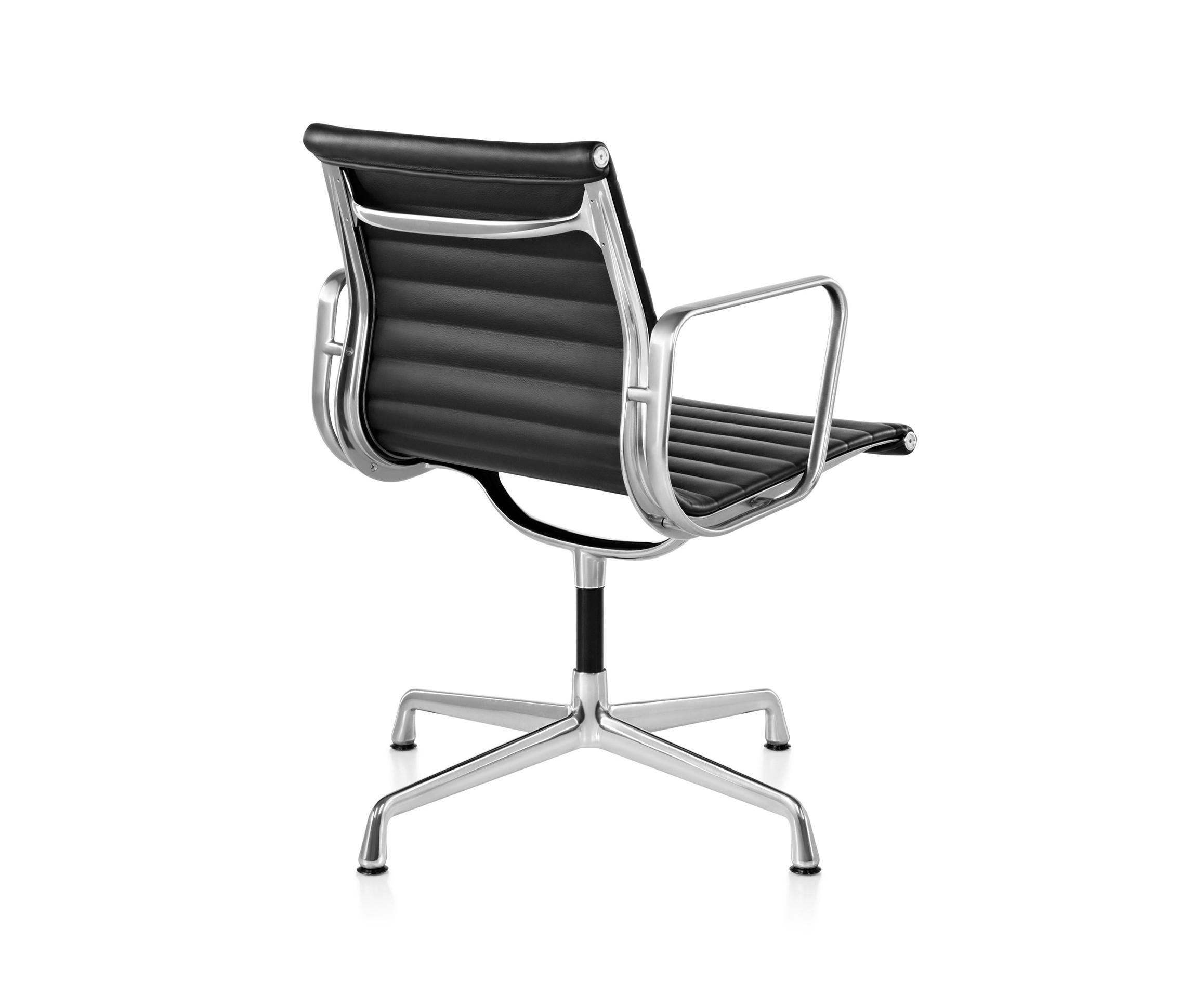 eames aluminum group side chair conference chairs from herman miller architonic. Black Bedroom Furniture Sets. Home Design Ideas
