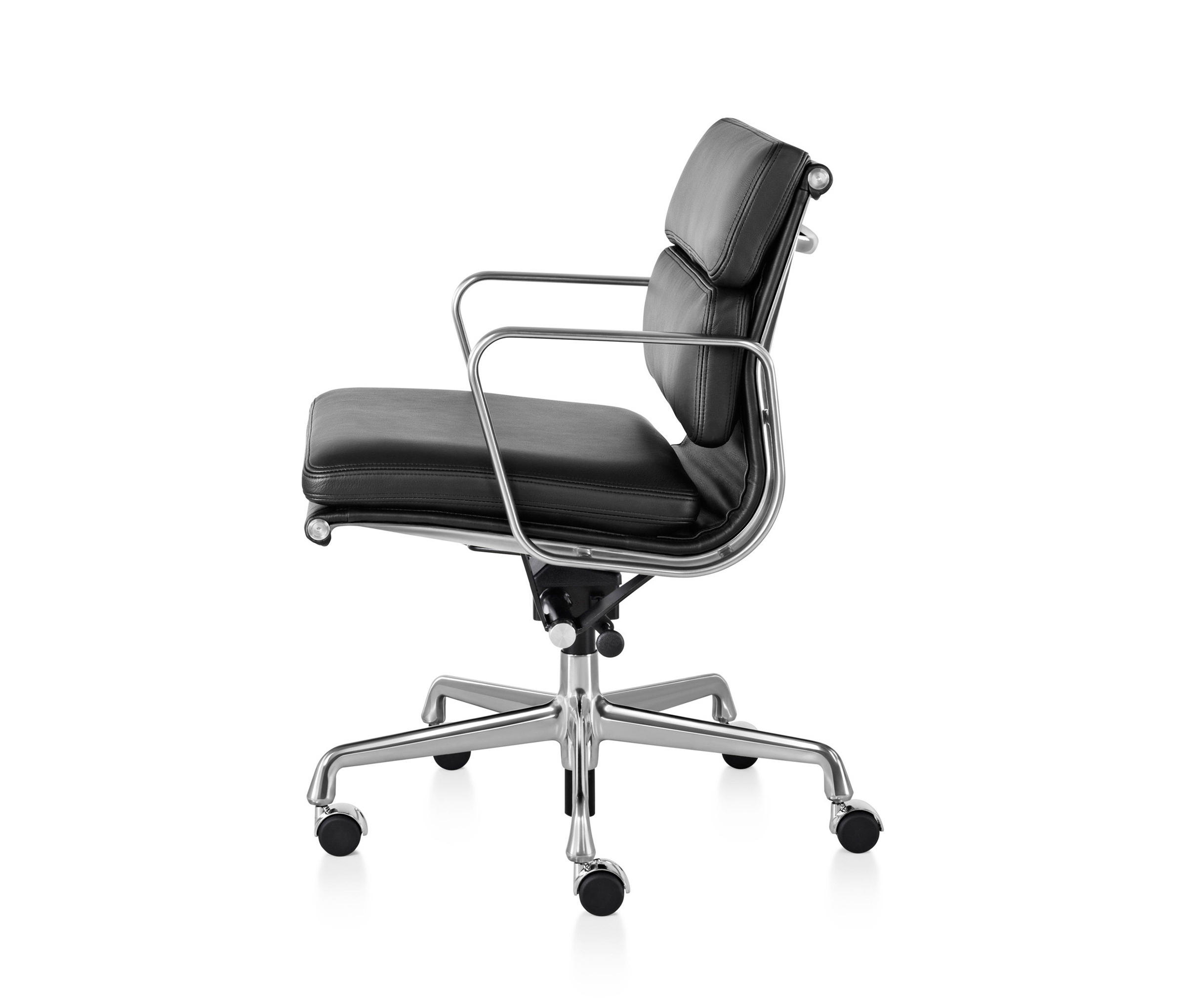 Genial ... Eames Aluminum Group Soft Pad Management Chair By Herman Miller | Chairs