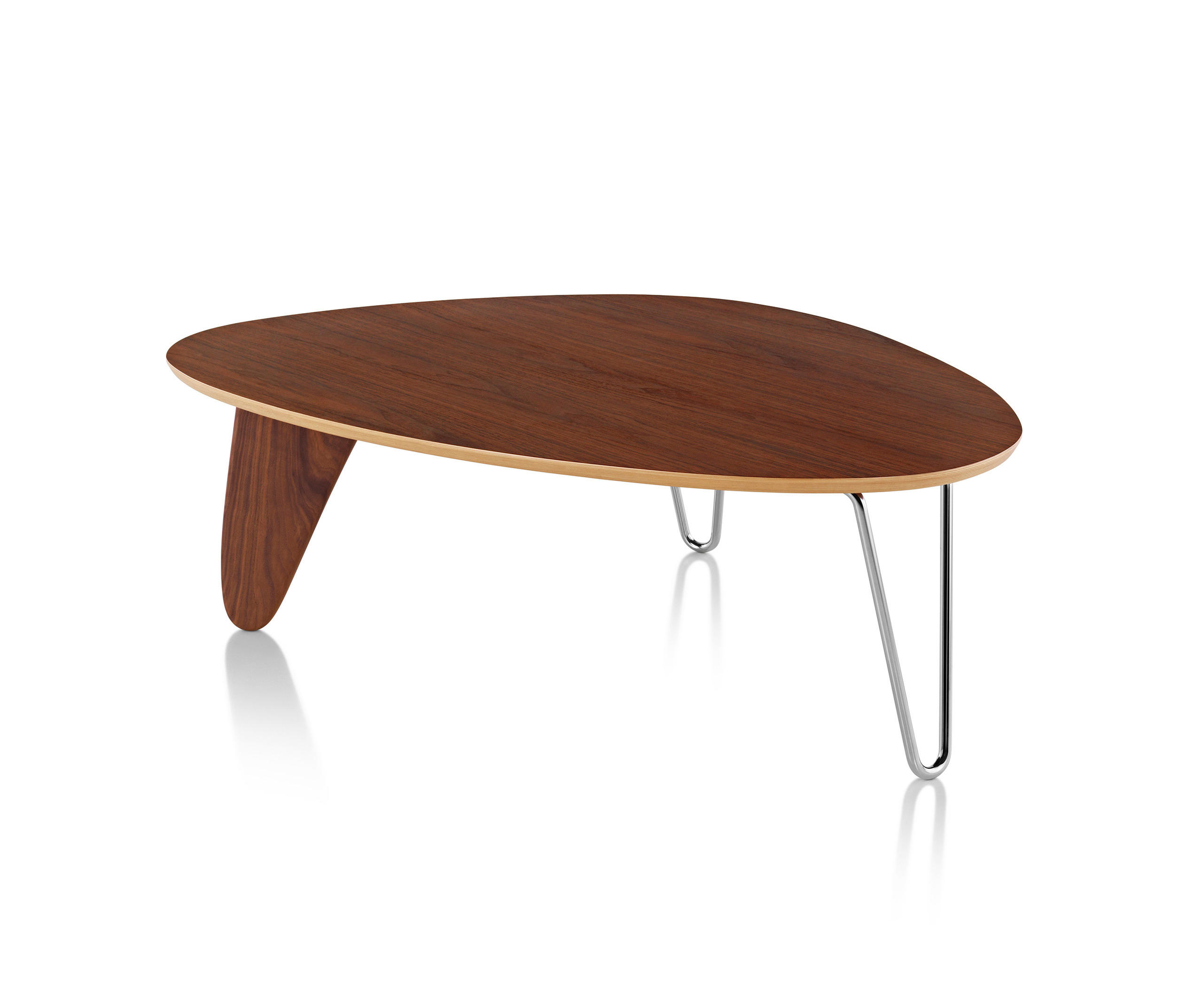 Noguchi rudder table lounge tables from herman miller architonic Herman miller noguchi coffee table