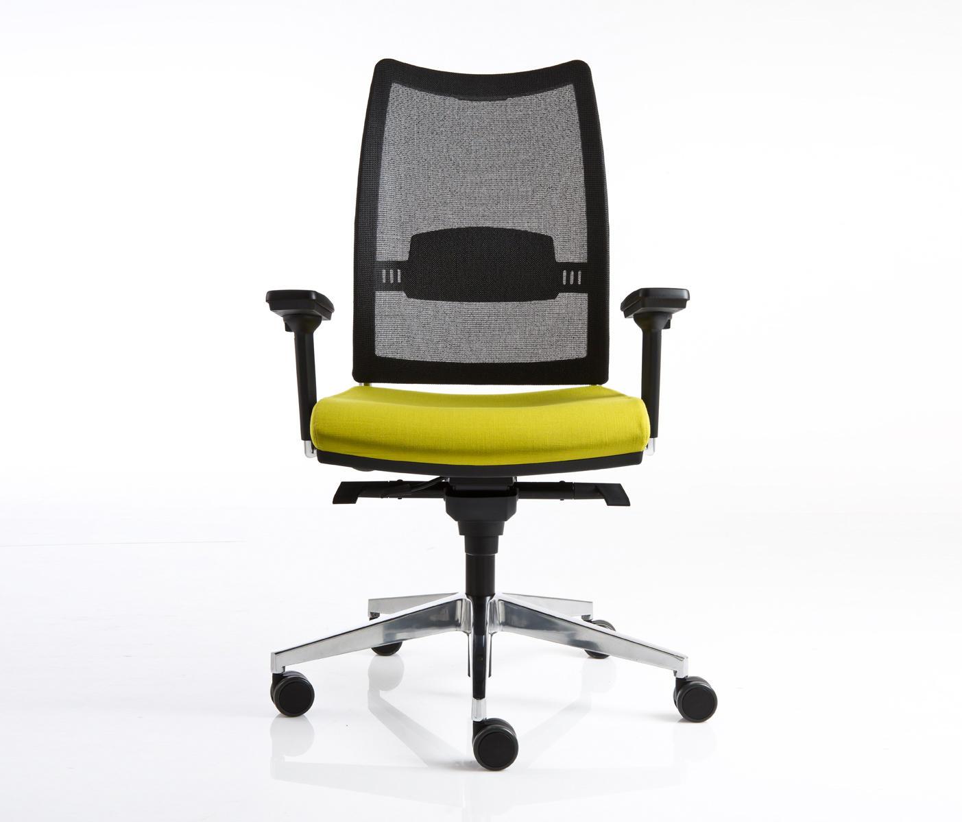 Overtime 2100r chaises de travail de luxy architonic for Chaise de travail