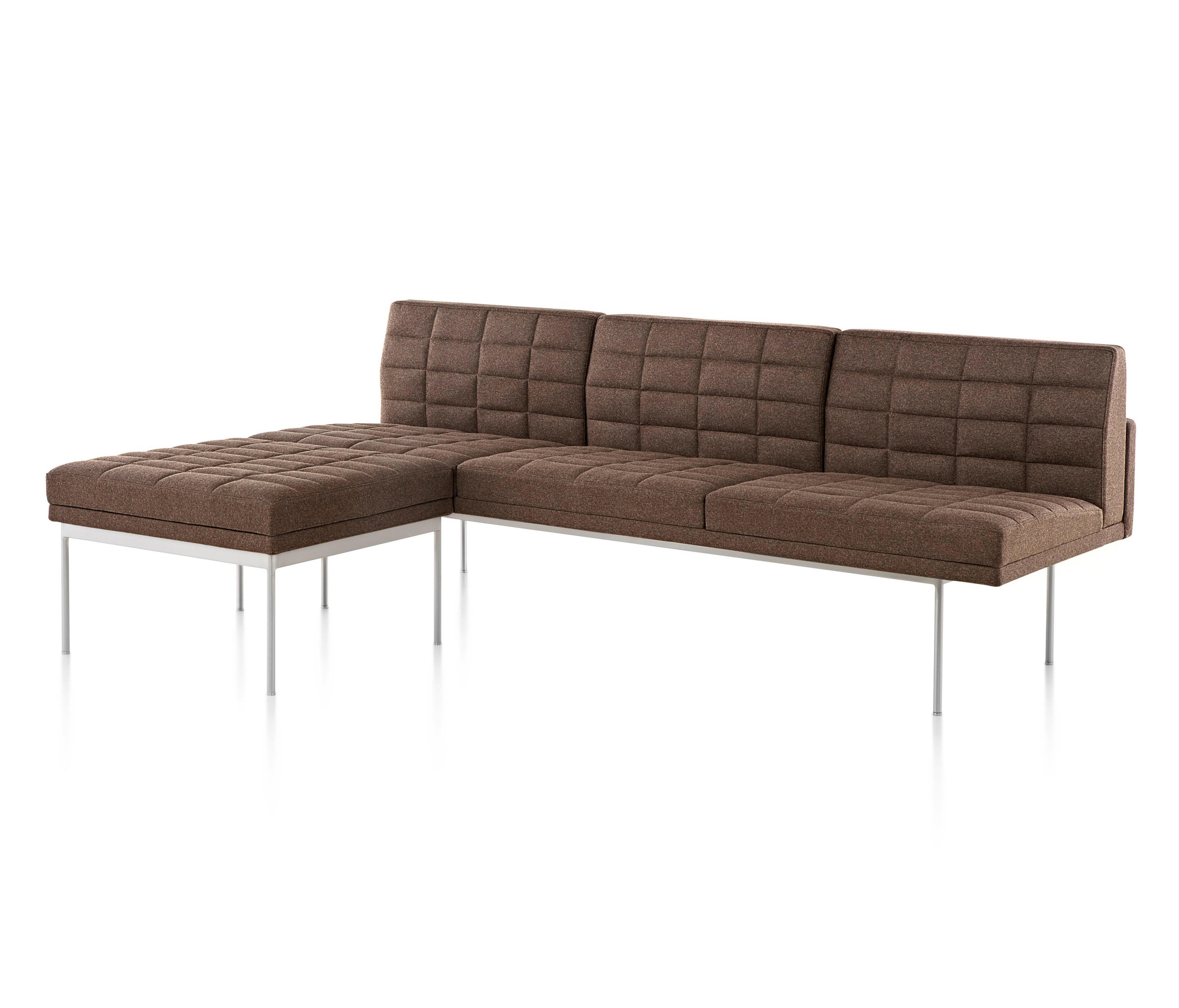 TUXEDO PONENT LOUNGE SOFA Lounge sofas from Herman Miller